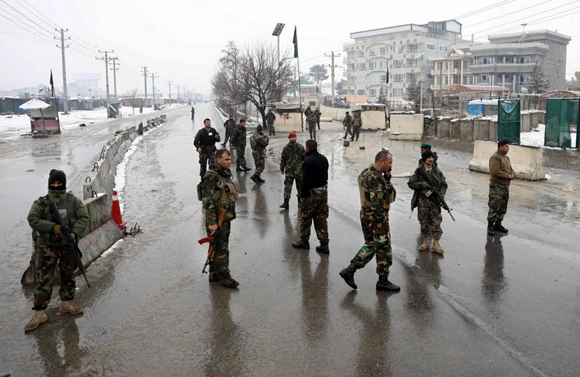 Αφγανιστάν: Έξι οι νεκροί από την έκρηξη έξω από στρατιωτική ακαδημία