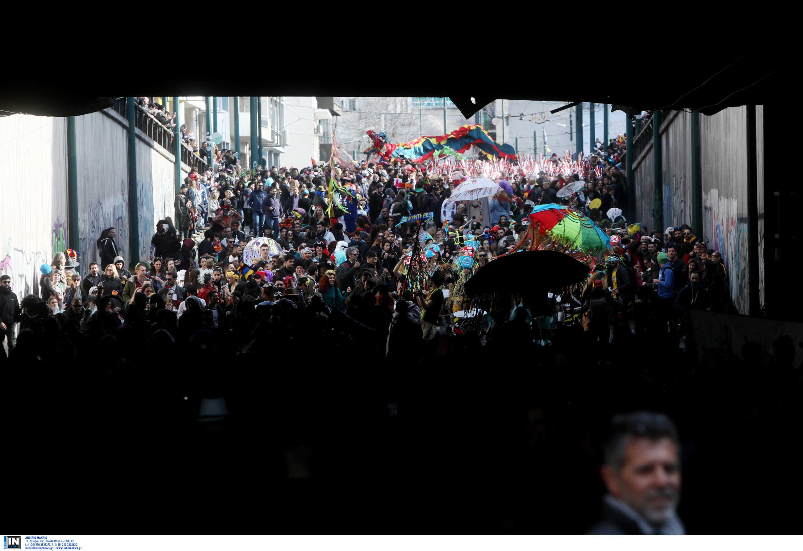 Κορονοϊός: Ακυρώνονται στην Αθήνα όλες οι εκδηλώσεις για το καρναβάλι