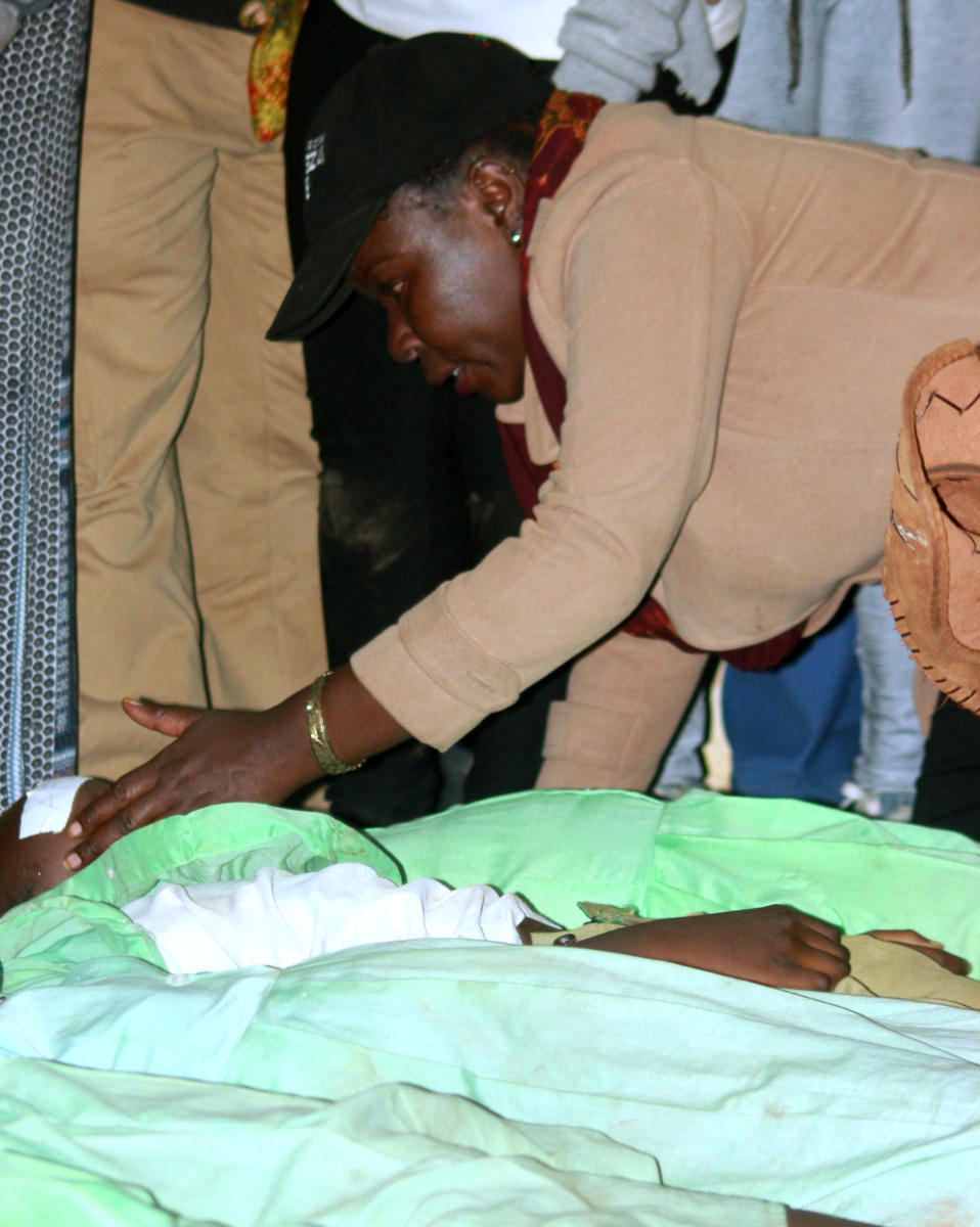 Κένυα: Τραγικός θάνατος για 13 παιδιά μέσα σε σχολείο! Εικόνες φρίκης