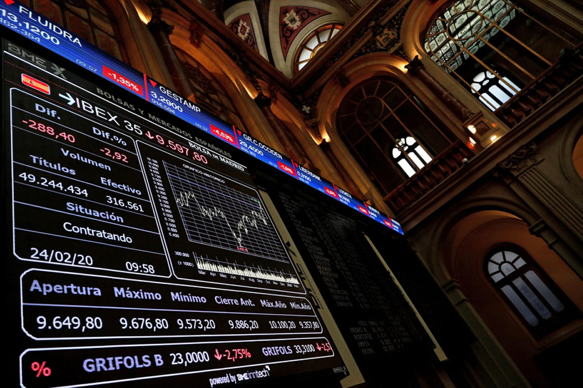"""Νέα πτώση στα ευρωπαϊκά χρηματιστήρια! """"Μπαμπούλας"""" ο καυγάς ΗΠΑ – Κίνας"""