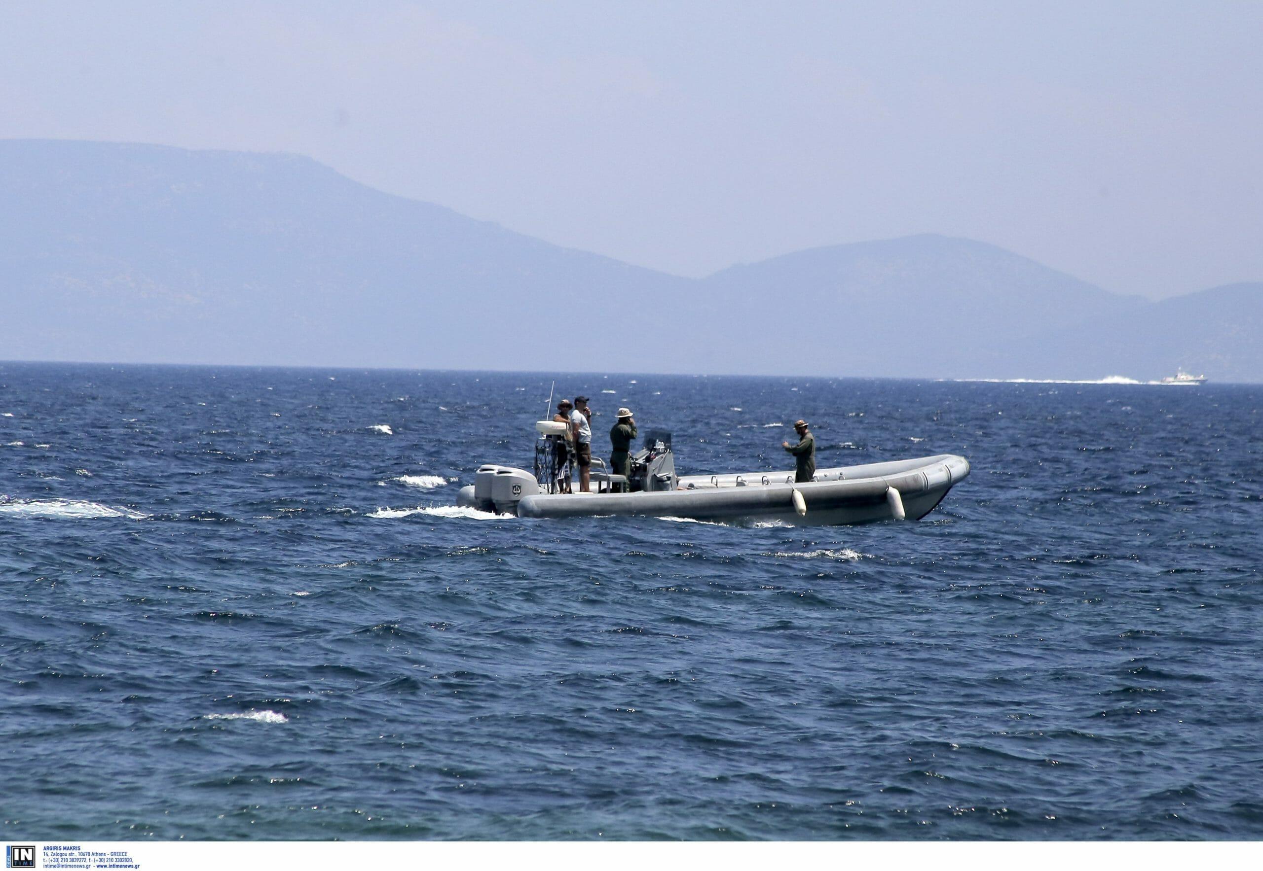 Θάσος: Νεκρός άνδρας στη θαλάσσια περιοχή κοντά στη Σκάλα Πρίνου