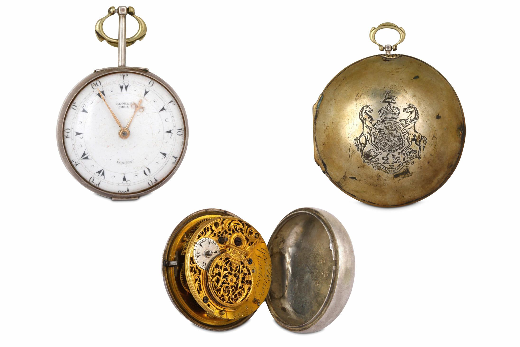 Σε δημοπρασία σπάνια αντικείμενα, κοσμήματα και έργα τέχνης του Λόρδου Βύρωνα