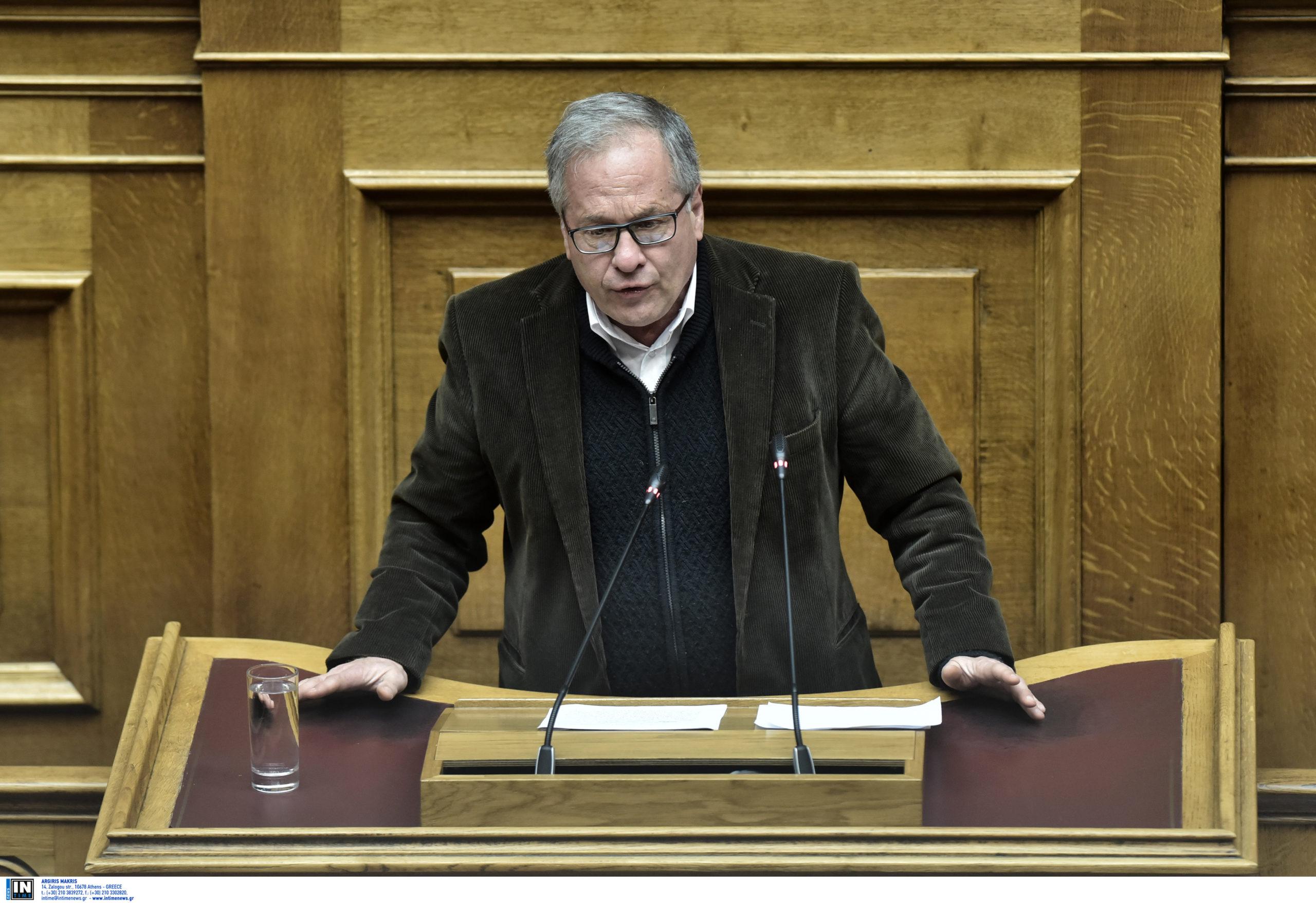 Βουλευτής ΣΥΡΙΖΑ για Τοξοβόλο: «Σιγά τον εγκληματία!»