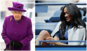 """Βασιλικό... ξεκατίνιασμα! """"Αντάρτικο"""" της Μέγκαν Μαρκλ στην Ελισάβετ για μια... πανίσχυρη λέξη!"""