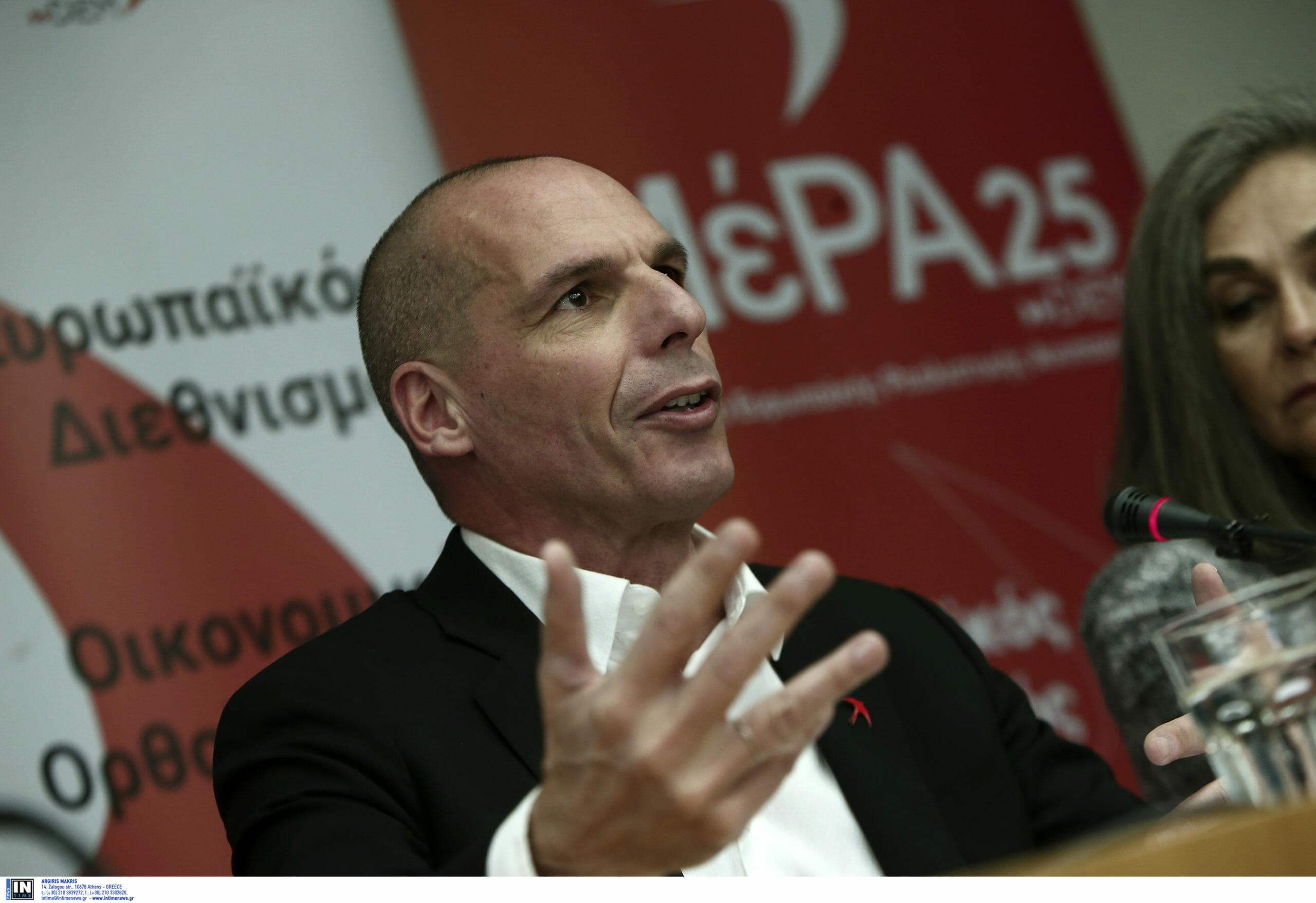 Στη... φόρα στις 10 Μαρτίου βγάζει ο Βαρουφάκης τις συνομιλίες που κατέγραψε στο Eurogroup