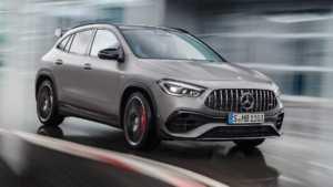 Έτοιμη και η κορυφαία έκδοση της νέας Mercedes-Benz GLA [pics]