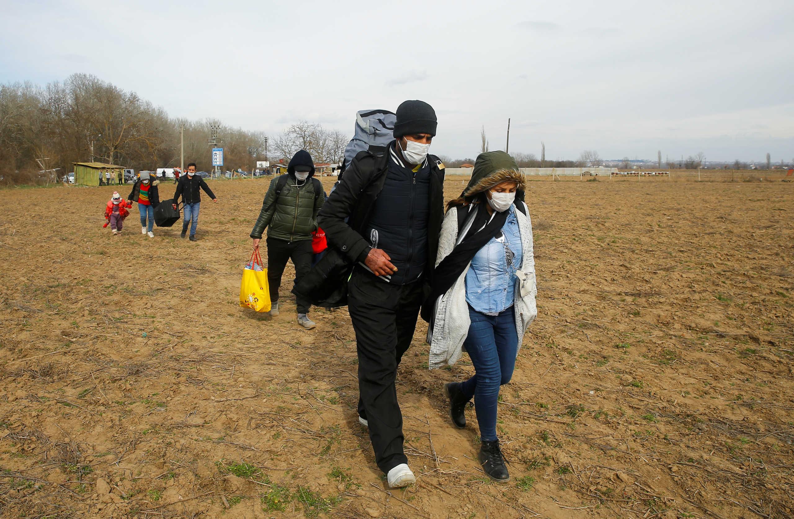 Frontex: Αύξηση στις αφίξεις μεταναστών στην ΕΕ μέσω των χερσαίων συνόρων