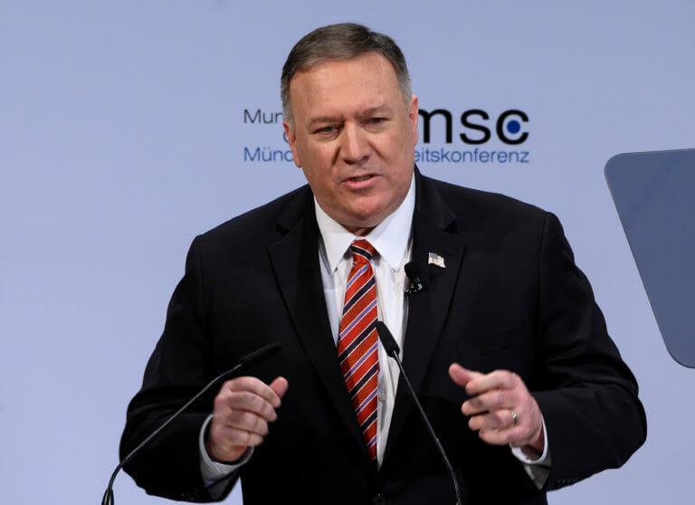 Υπέρ της παράτασης του εμπάργκο πώλησης όπλων στο Ιράν ο Πομπέο - «Θα ήταν τρέλα αν...»,