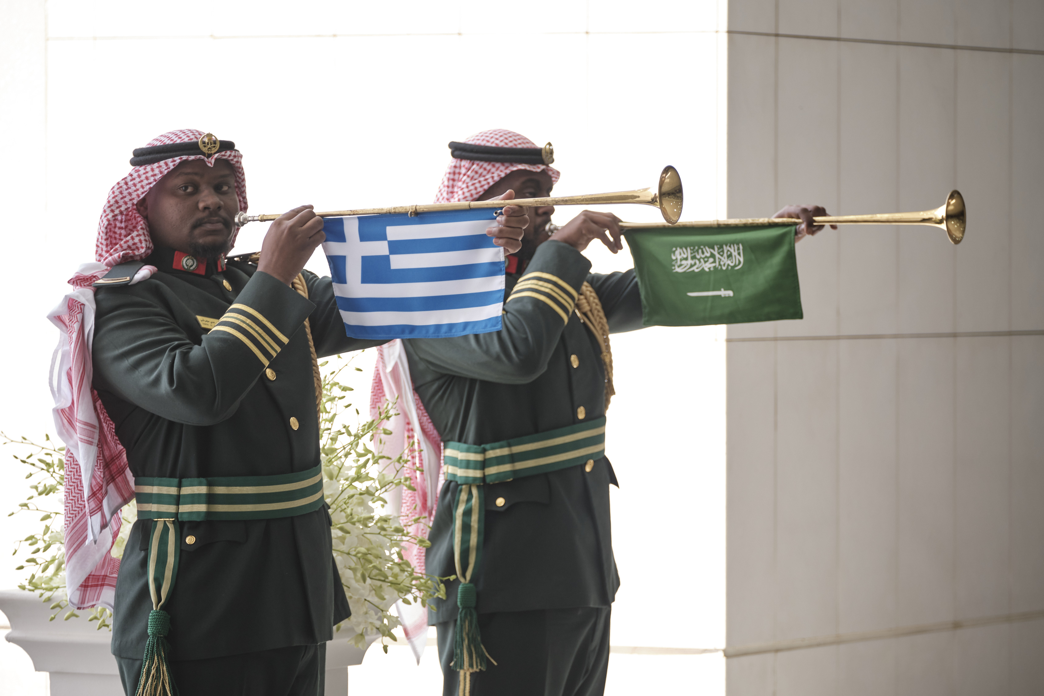 Σ. Αραβία - Μητσοτάκης