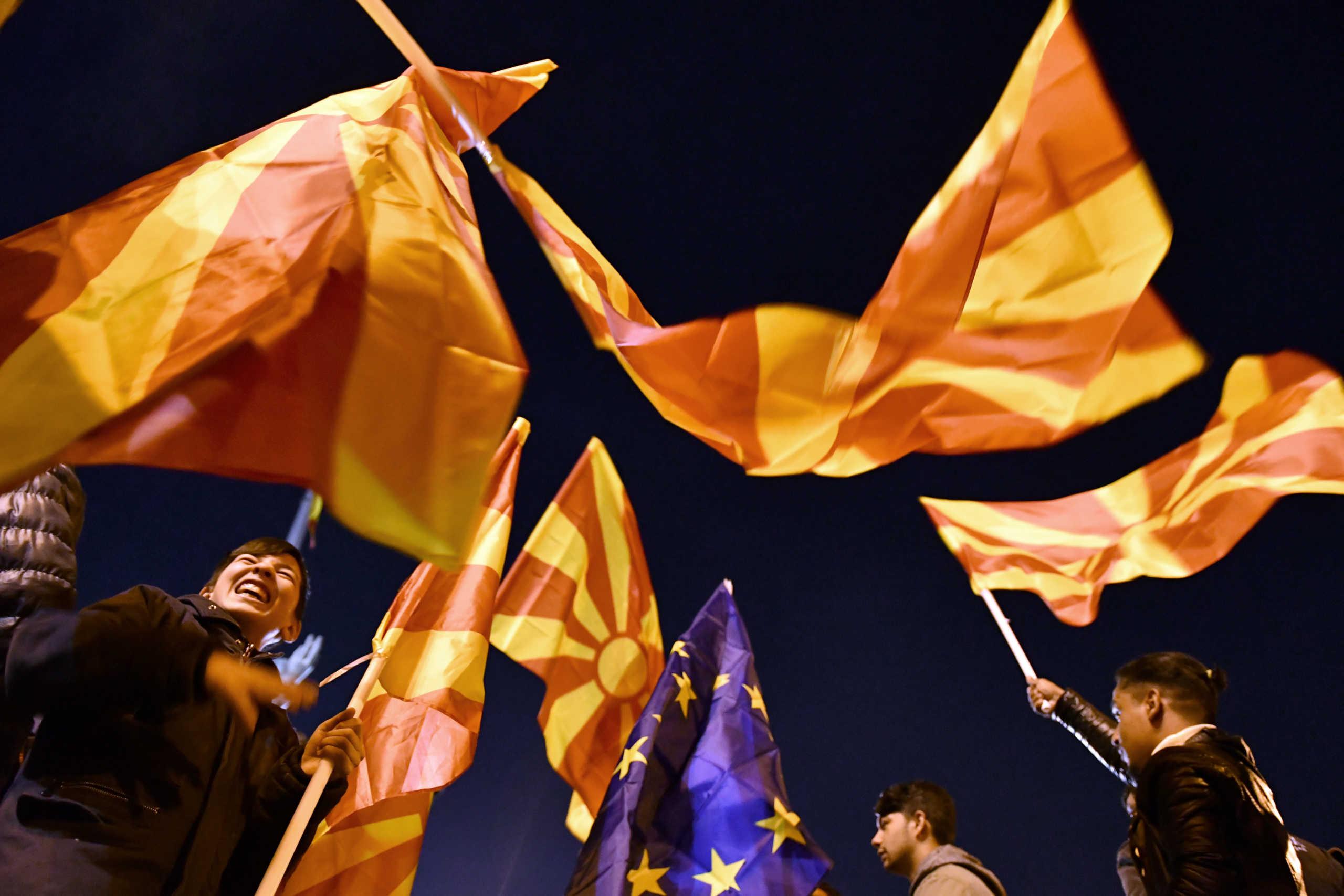 Μήνυμα ΗΠΑ σε Βόρεια Μακεδονία: Μονόδρομος για ένταξη σε ΕΕ και ΝΑΤΟ η Συμφωνία των Πρεσπών