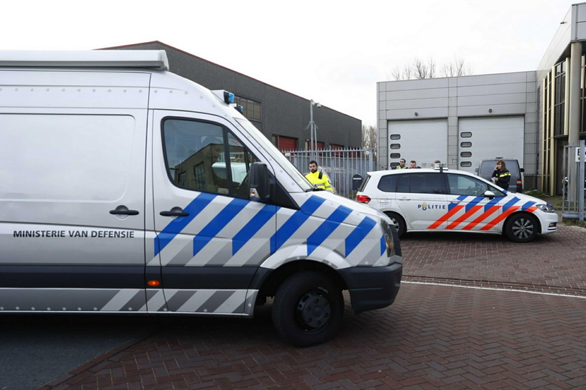 Μπαράζ εκρήξεων μέσω παγιδευμένων επιστολών στην Ολλανδία - Ποια κίνηση έσωσε εργαζόμενο