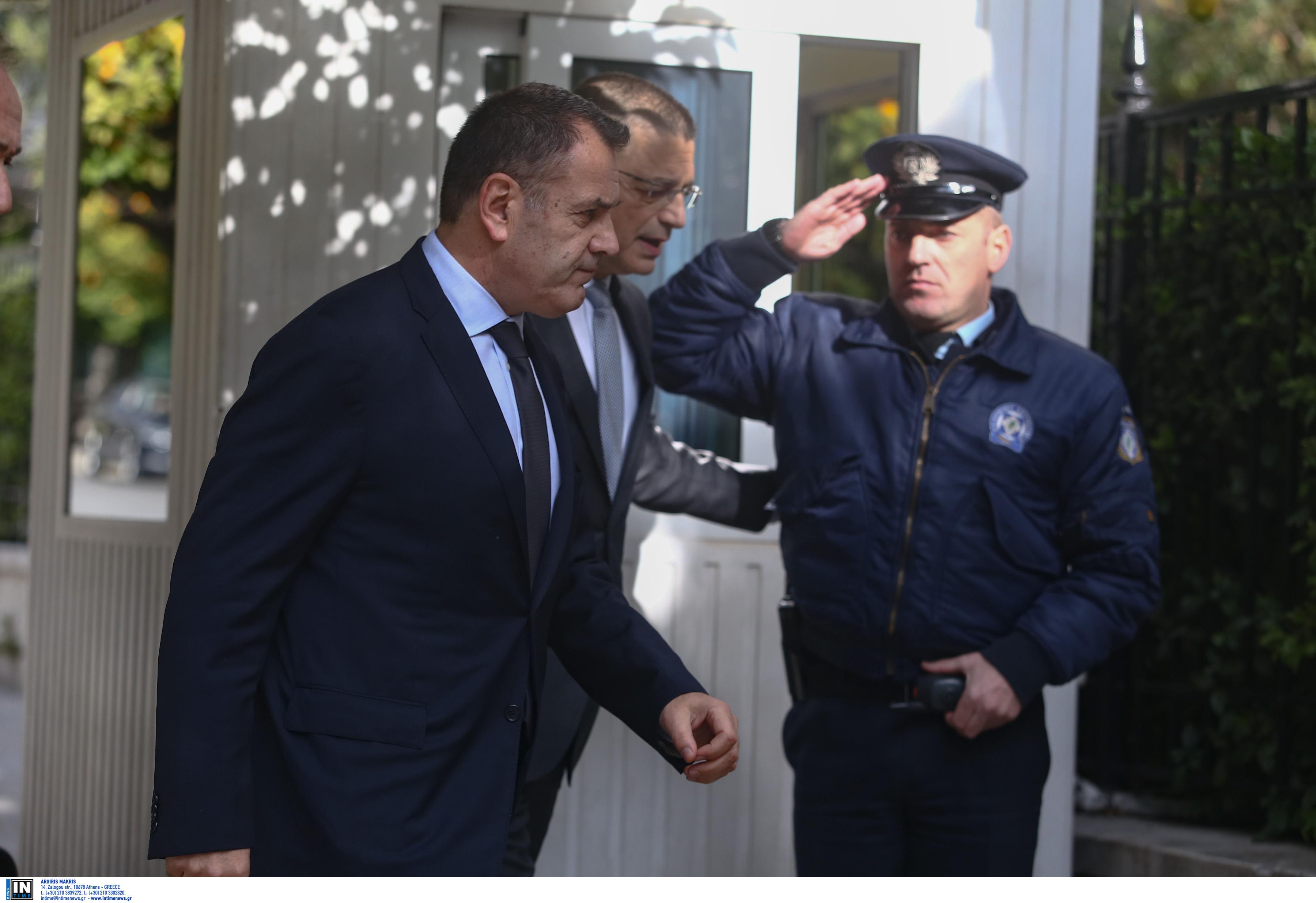 Παναγιωτόπουλος: Τηλεφωνική επικοινωνία με Ακάρ για ΝΑΤΟ και ΜΟΕ