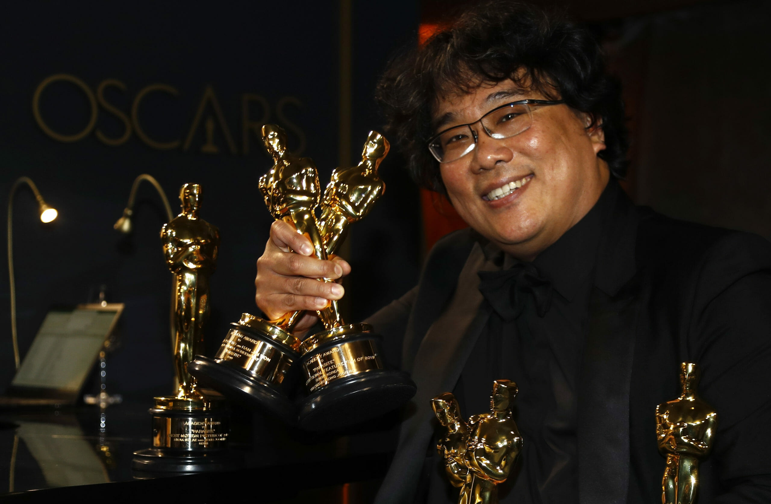 Όσκαρ 2020: Ποιος είναι ο Μπονγκ Τζουν Χο  ο θριαμβευτής της βραδιάς