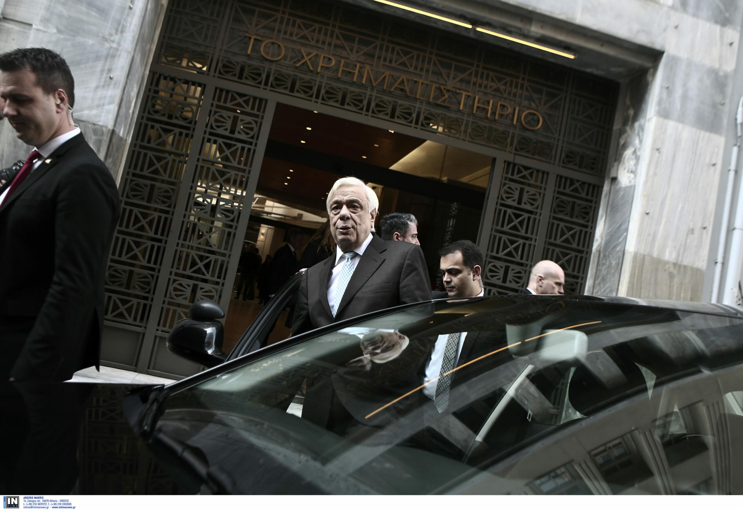 Παρέμβαση Παυλόπουλου: Το Ευρωπαϊκό Συμβούλιο να αρθεί στο ύψος των περιστάσεων
