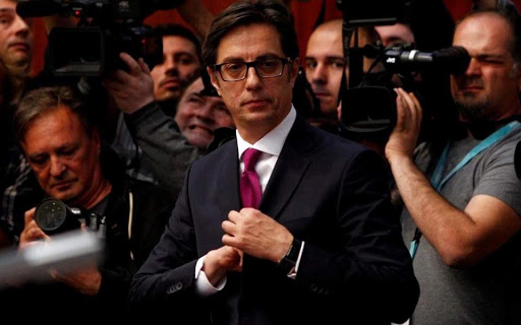 Στέβο Πενταρόφσκι: Στην Αθήνα στις 5 και 6 Οκτωβρίου ο πρόεδρος της Βόρειας Μακεδονίας