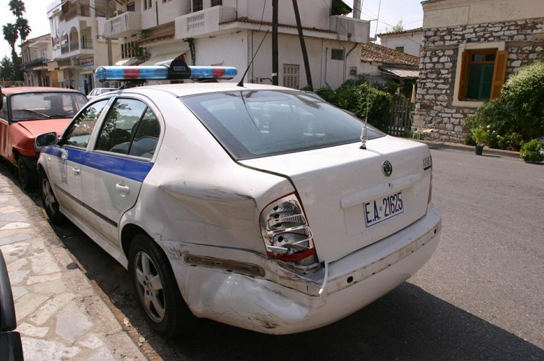 """Αστυνομικός έπαθε εγκαύματα από βλάβη στο περιπολικό - Δραματική έκκληση: """"Θα θρηνήσουμε θύματα""""!"""