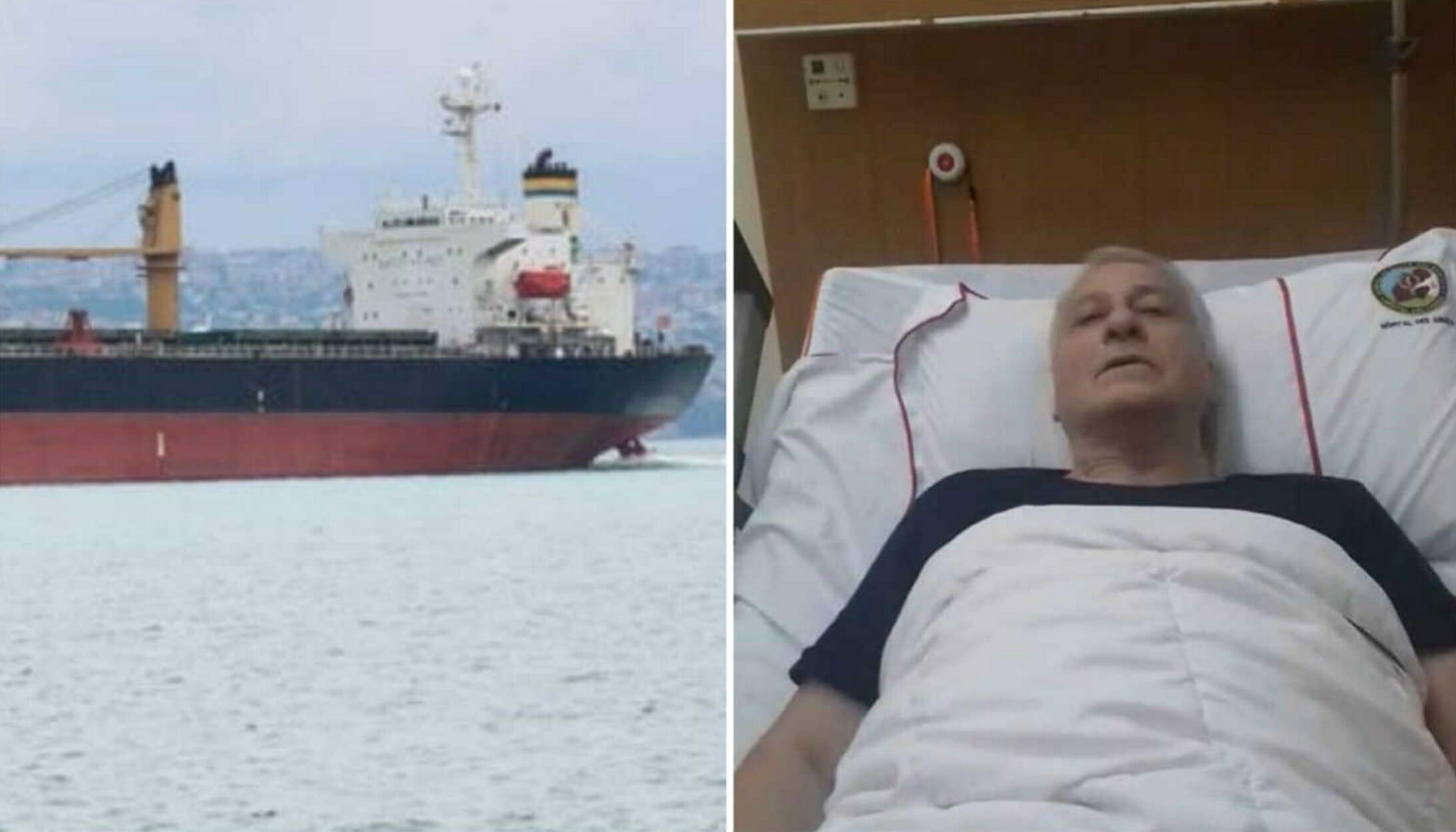 Επιστρέφει στην Ελλάδα ο ναυτικός που κρατούσαν όμηρο στο Τζιμπουτί