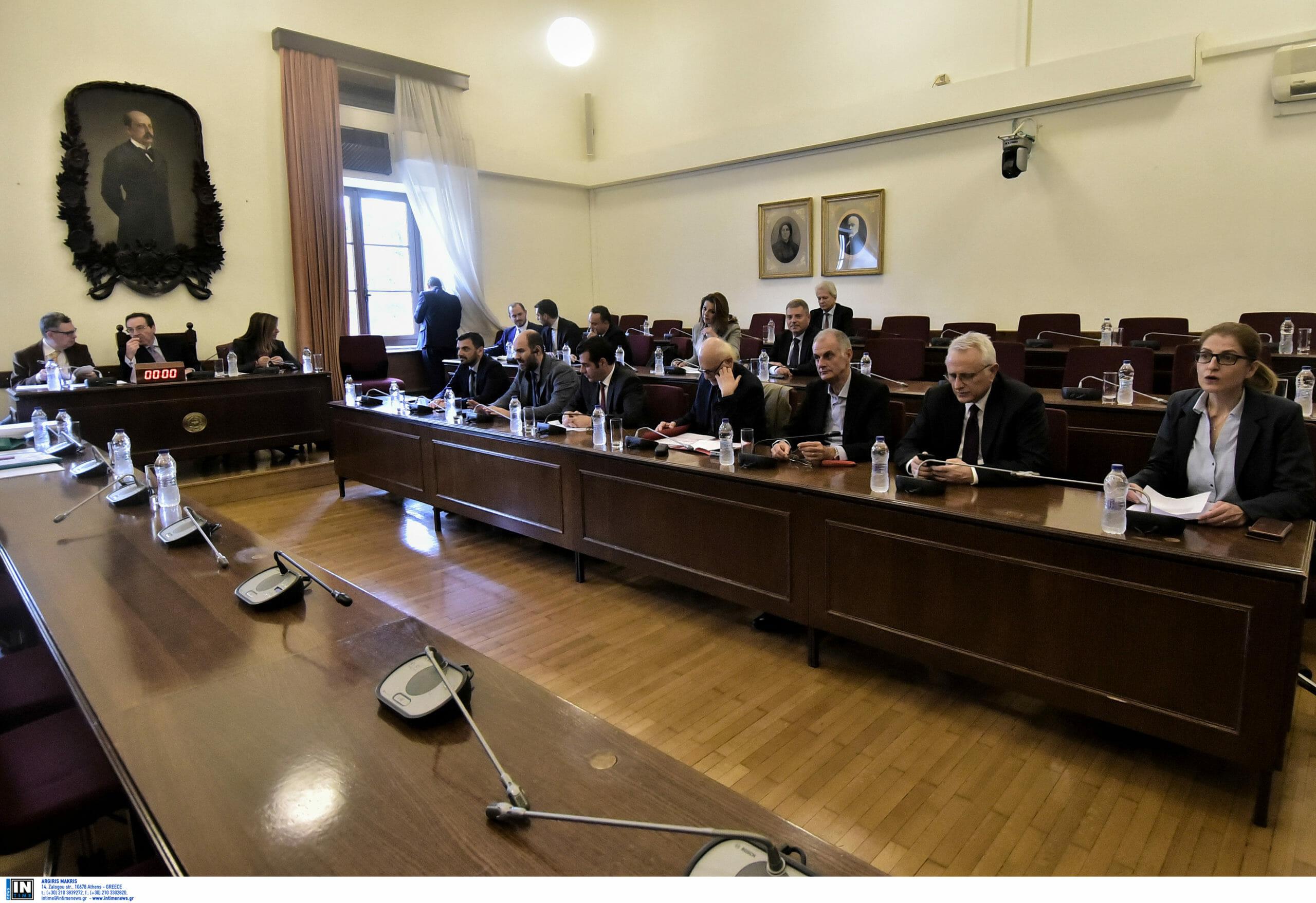 """Προανακριτική: Με """"κουκούλες"""" η εξέταση των προστατευόμενων μαρτύρων προτείνει με επιστολή η Τουλουπάκη"""