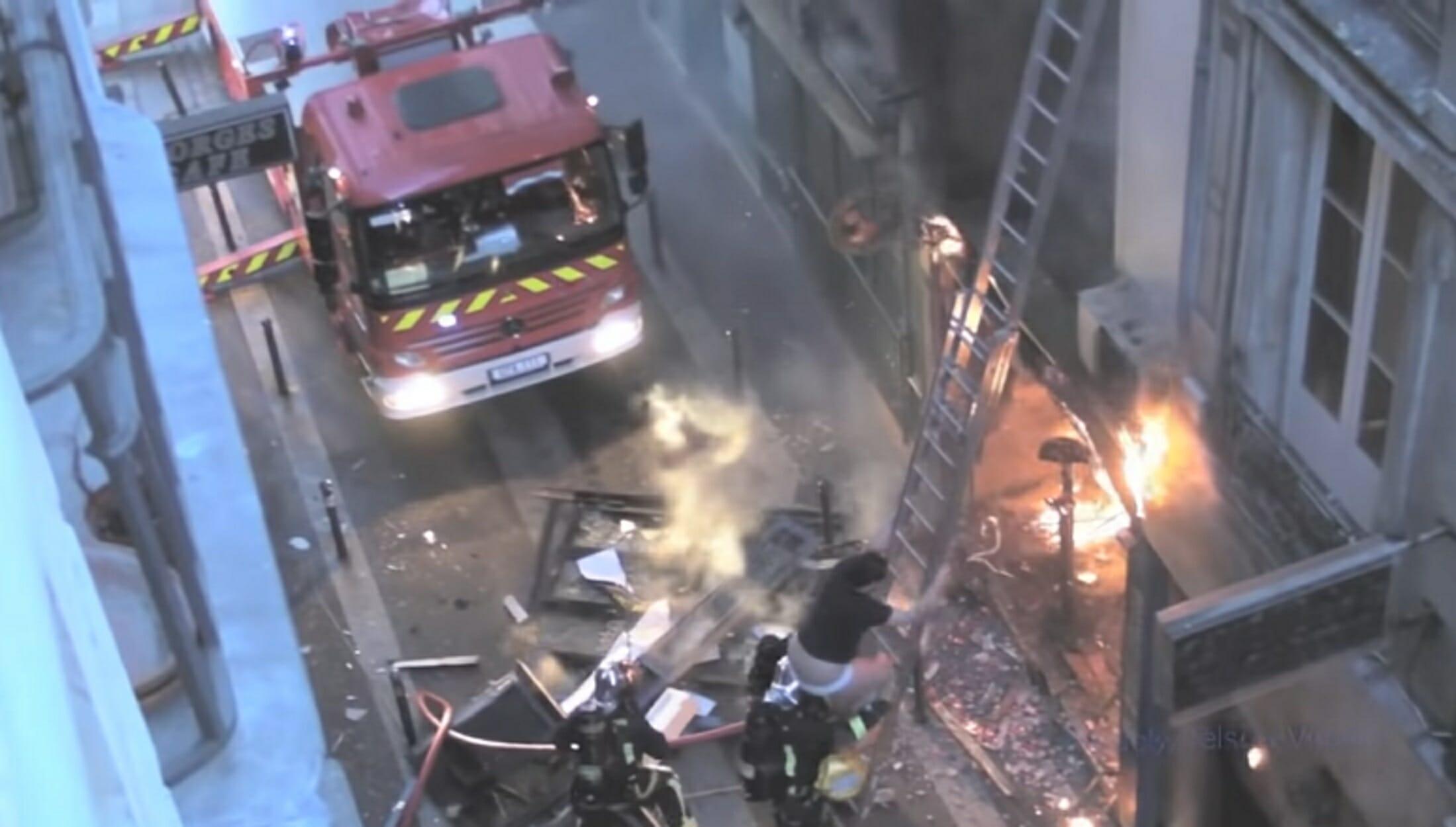 Στρασβούργο: Πέντε νεκροί και επτά τραυματίες από φωτιά σε πολυκατοικία