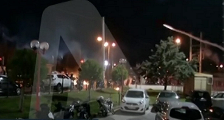 Ολυμπιακός – Παναθηναϊκός: Επεισόδια στο ντέρμπι! Ρίψη δακρυγόνων από την αστυνομία