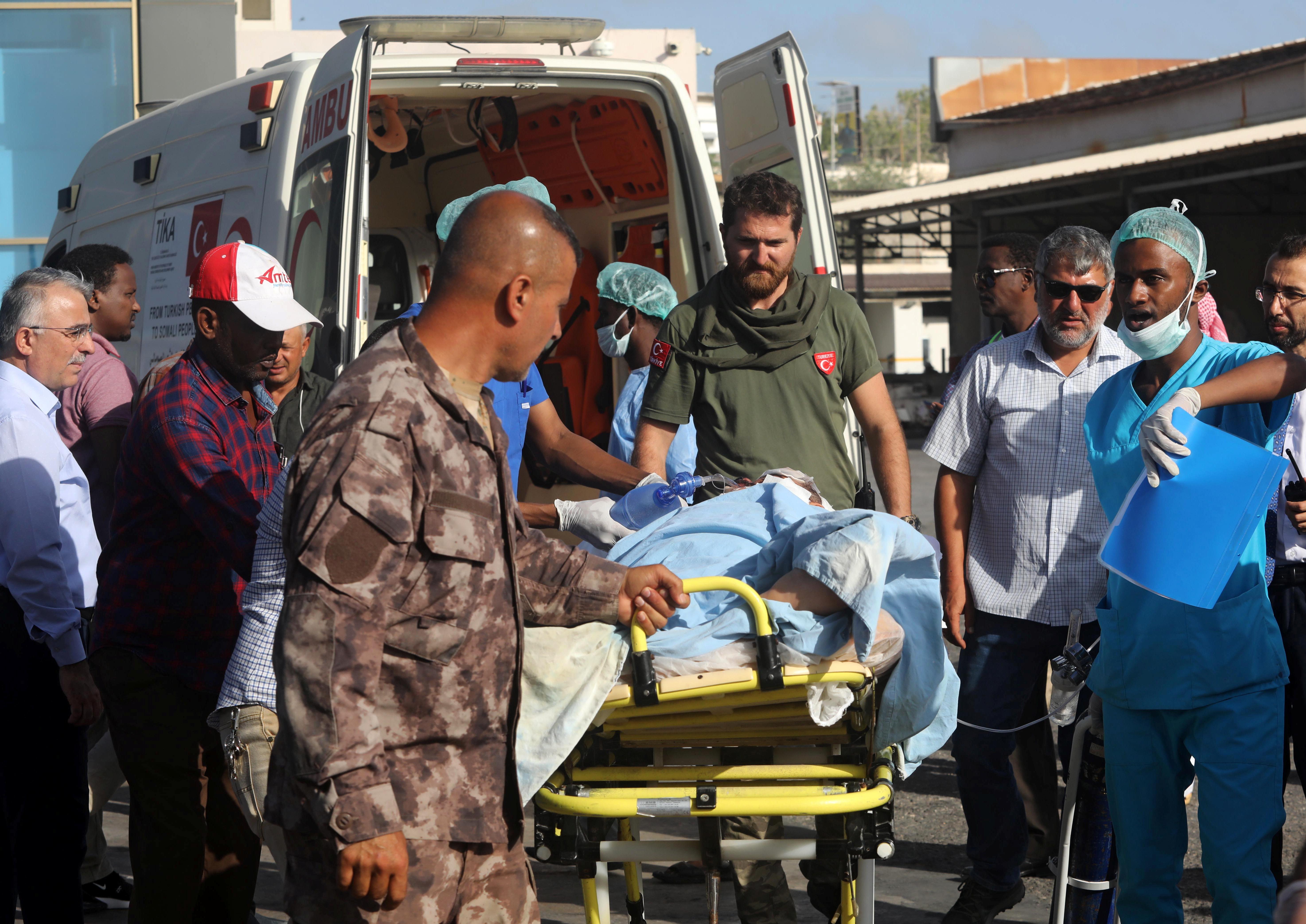 Σομαλία: Δυο νεκροί από εκρήξεις σε παγιδευμένα αυτοκίνητα