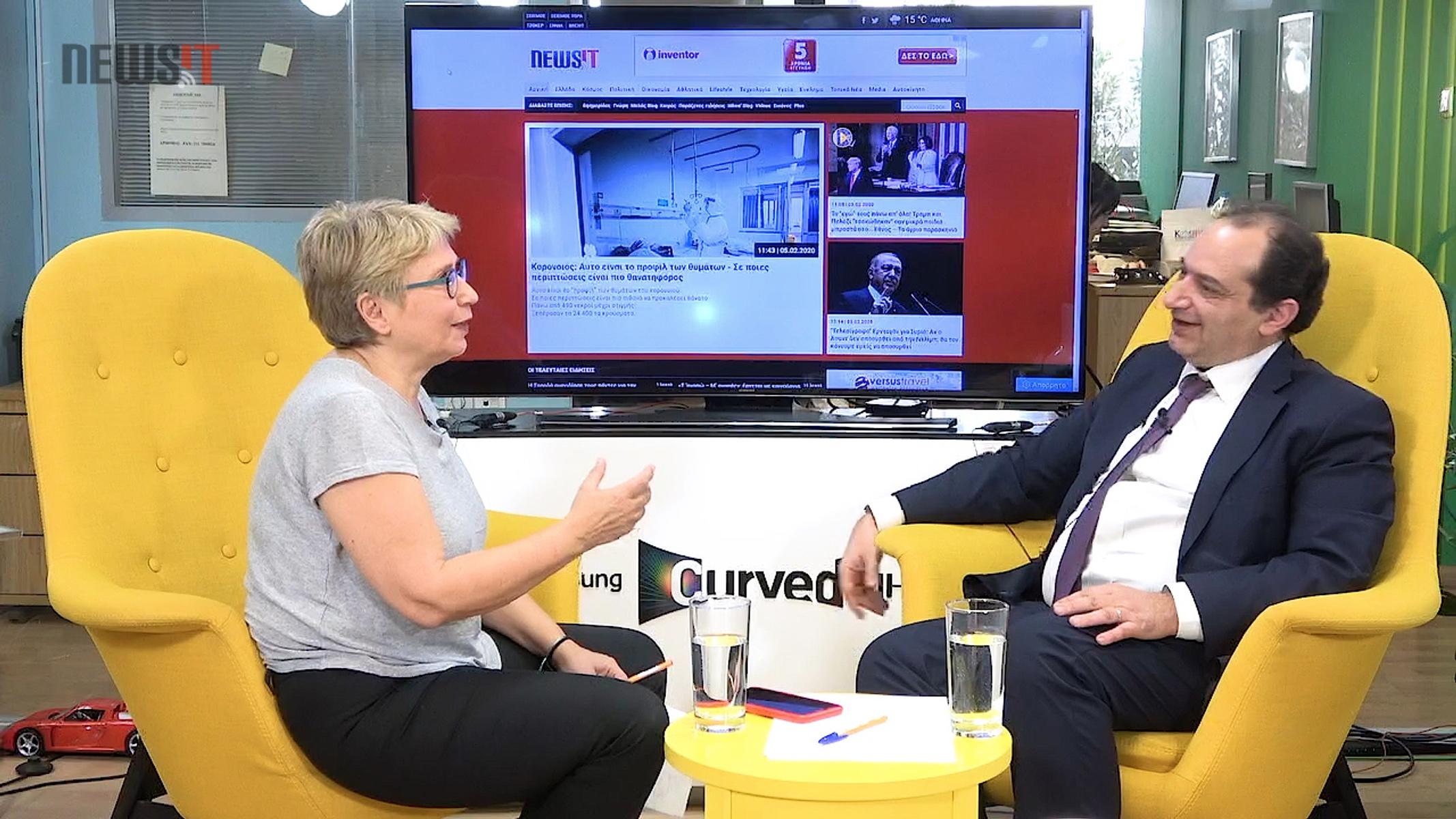 Σπίρτζης στο newsit.gr: Δύσκολη διαδικασία η διεύρυνση του ΣΥΡΙΖΑ