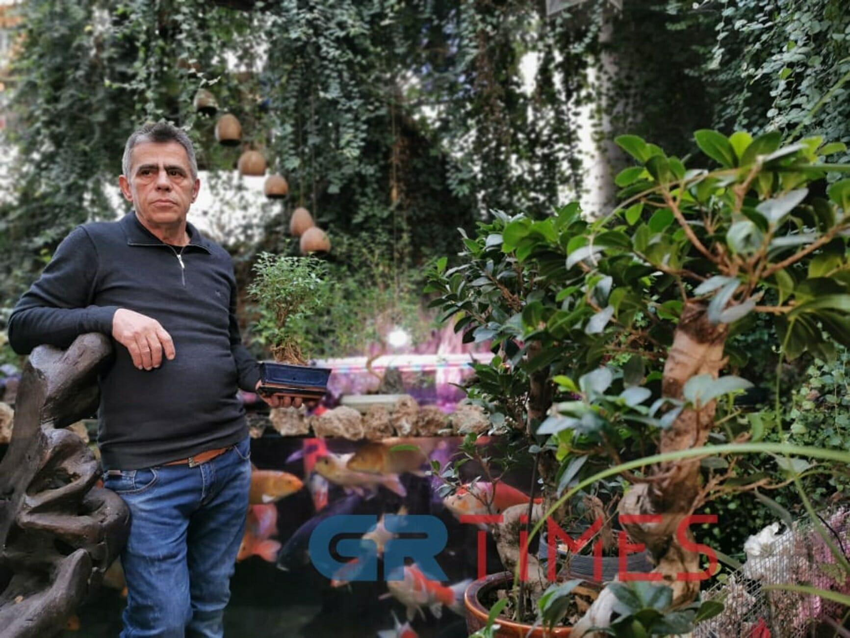 Θεσσαλονίκη: Έφτιαξε το σπίτι των ονείρων του μετά από 40 χρόνια! Μοναδικές εικόνες στην Καλαμαριά (Βίντεο)