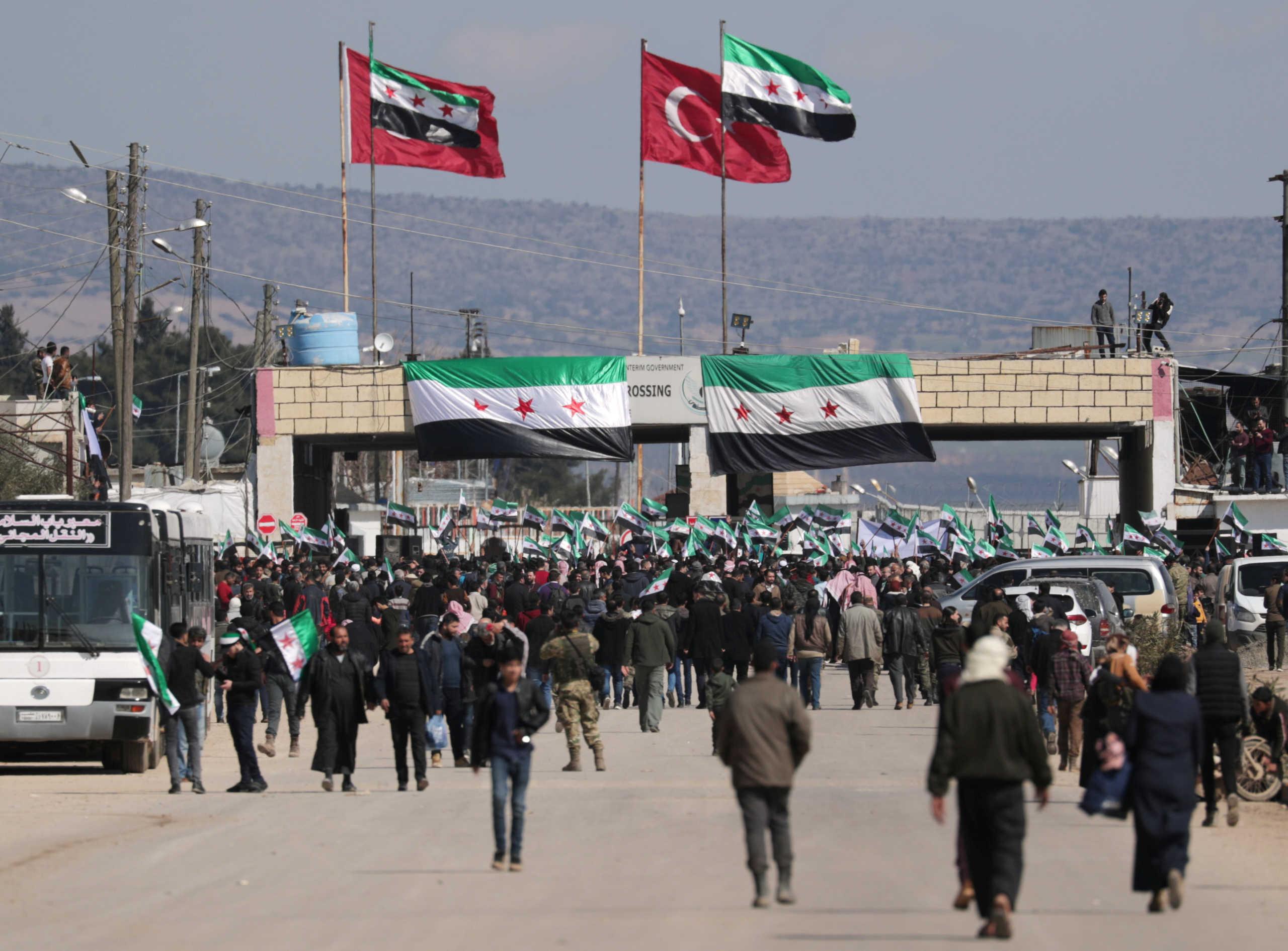 Συρία: Οι δυνάμεις του Άσαντ ανακατέλαβαν την πόλη Καφρανμπέλ στο Ιντλίμπ