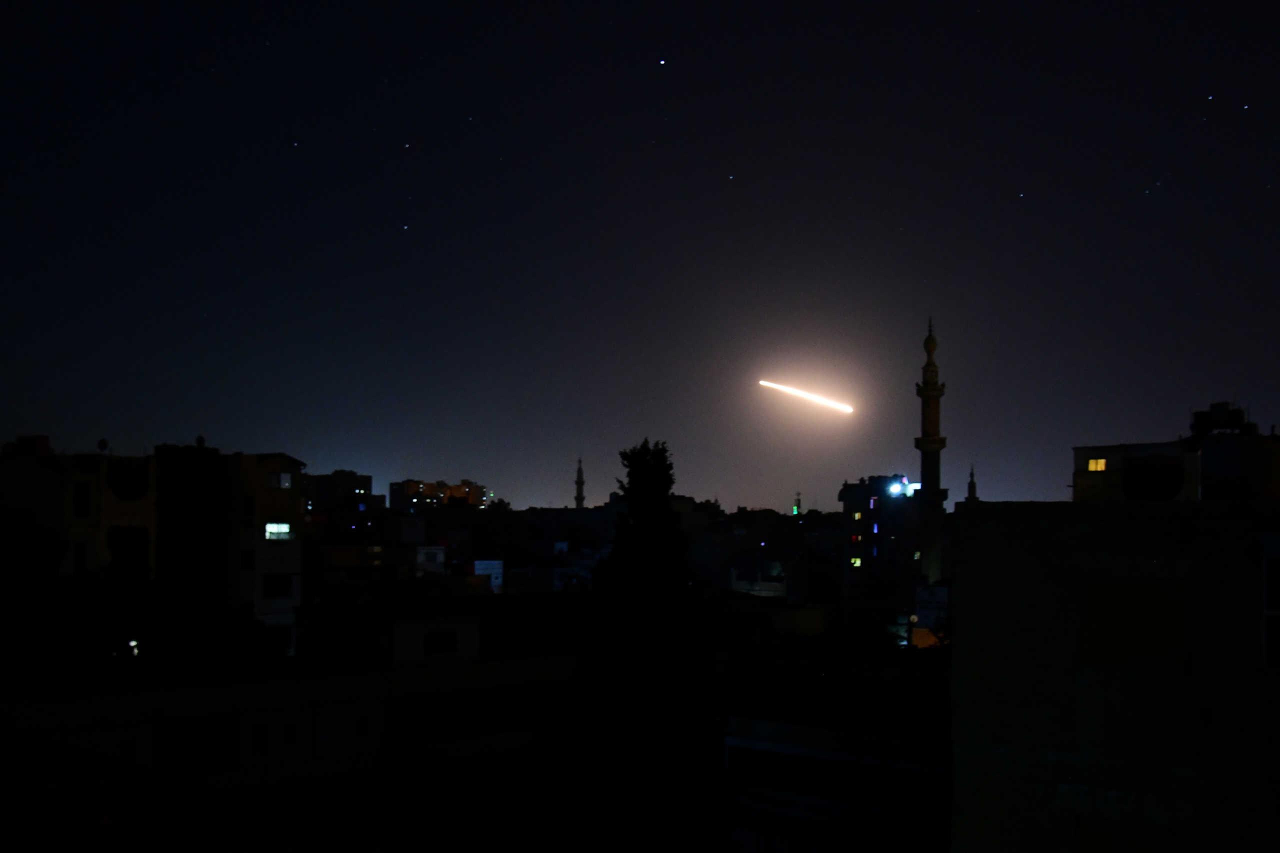 Συρία: Επίθεση με πυραύλους από τον Ισραηλινό στρατό – 3 νεκροί