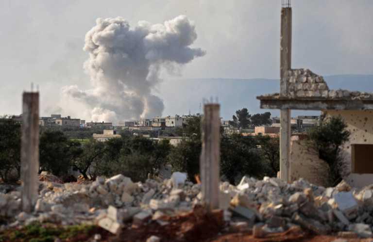 Συρία: Αεροπορική επίθεση των ΗΠΑ σε στόχο που υποστηρίζεται από το Ιράν – Τουλάχιστον 17 νεκροί