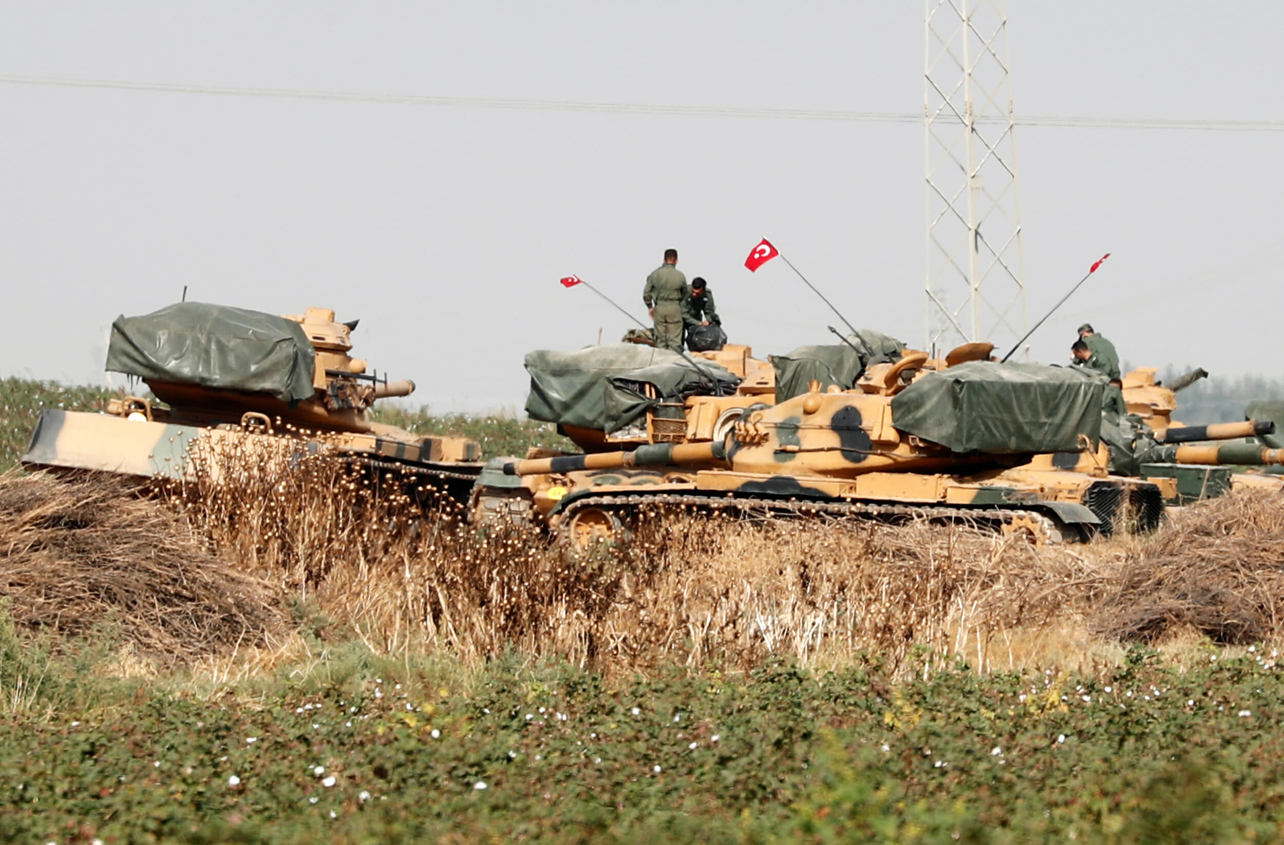 Συρία: Νεκροί 11 αντάρτες προσκείμενοι στην Τουρκία σε επιδρομή της Ρωσίας