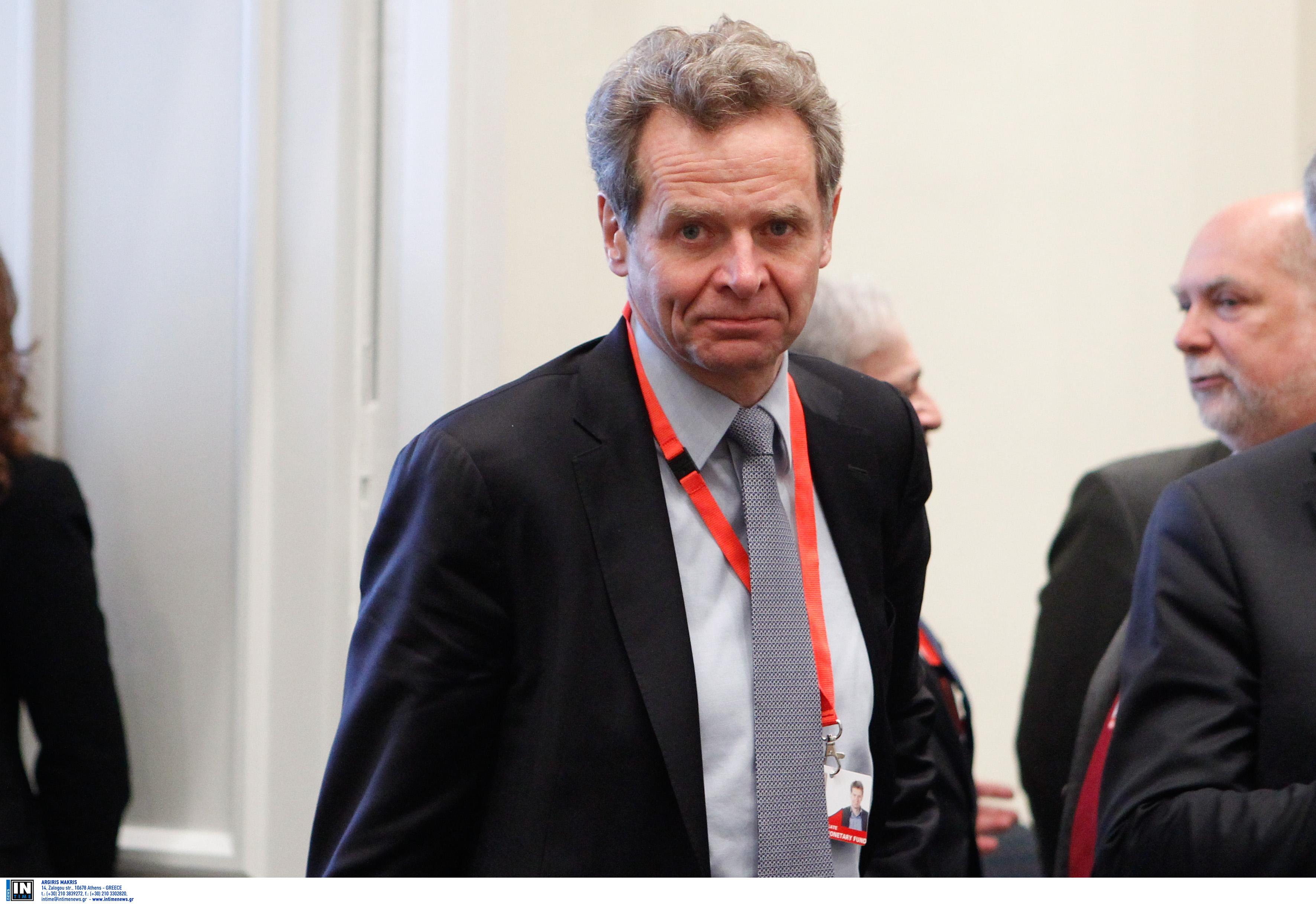 Πολ Τόμσεν: Αποχωρεί τον Ιούλιο από το ΔΝΤ