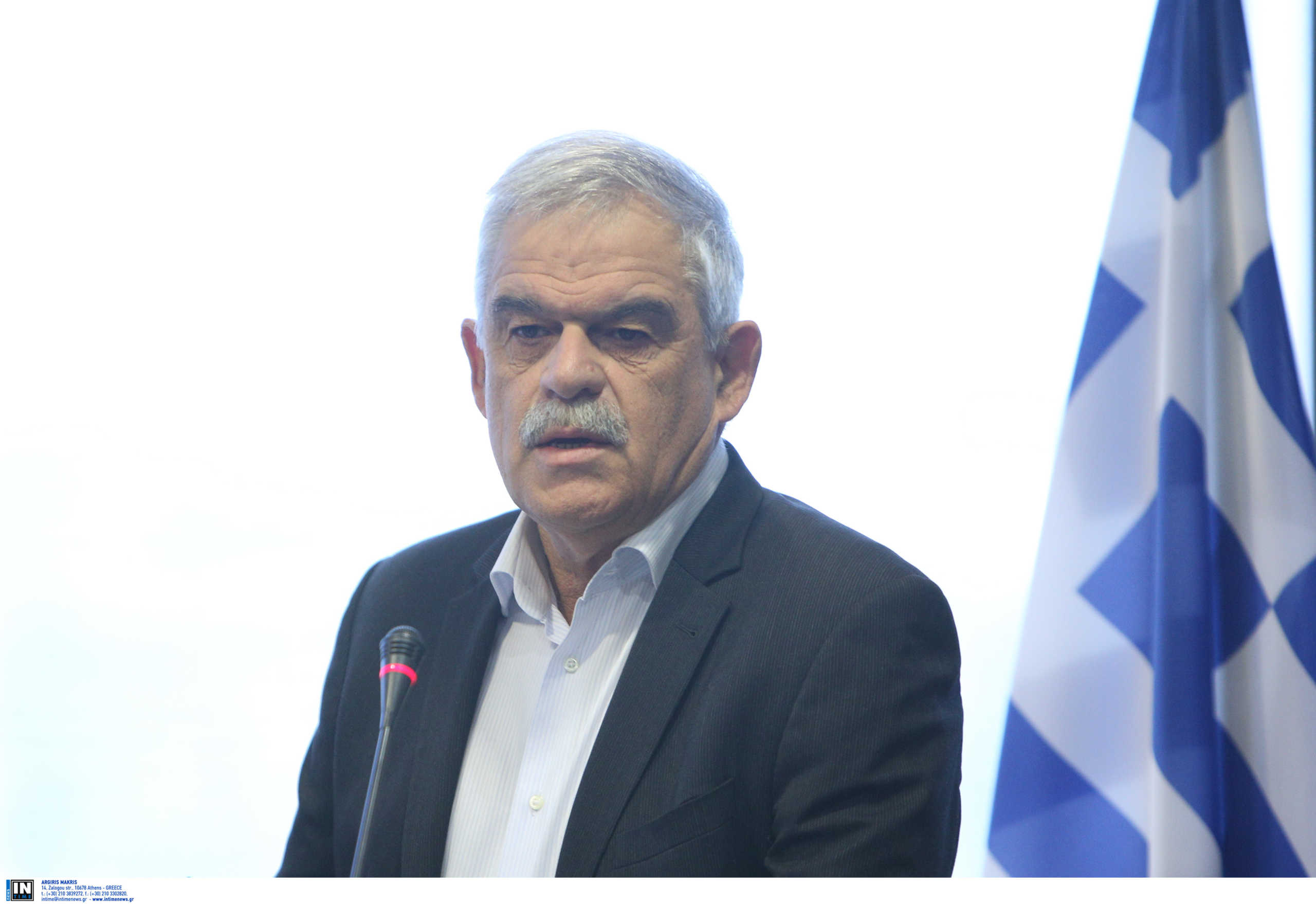 Θύμα κλοπής ο πρώην υπουργός Προστασίας του Πολίτη Νίκος Τόσκας