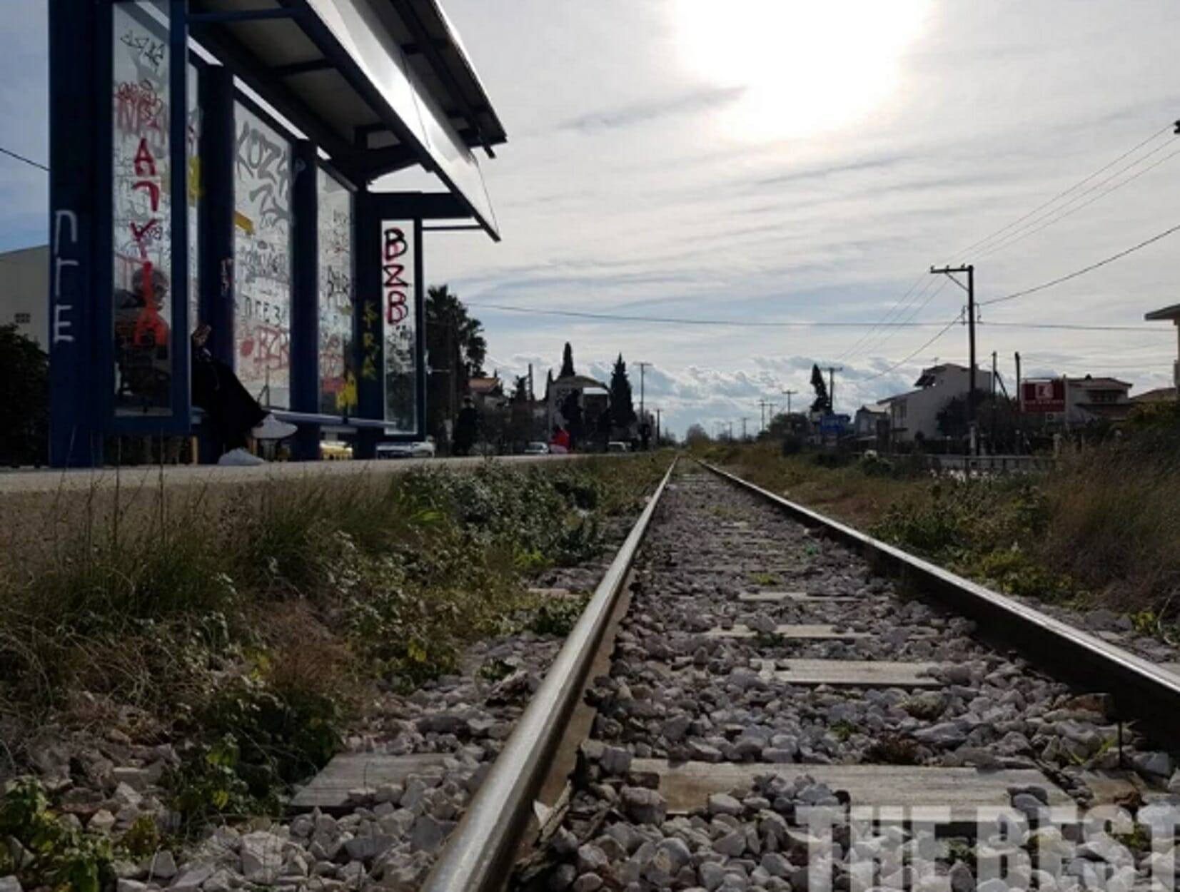 Θήβα: Τον σκότωσε τρένο ανήμερα των γενεθλίων του