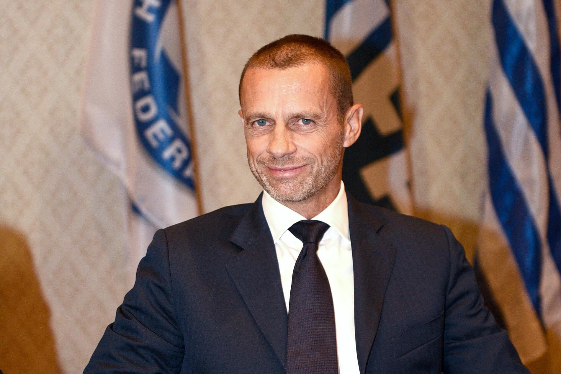 """Πρόεδρος UEFA: """"Υπάρχει πάντα ο κίνδυνος του Grexit!"""" videos"""