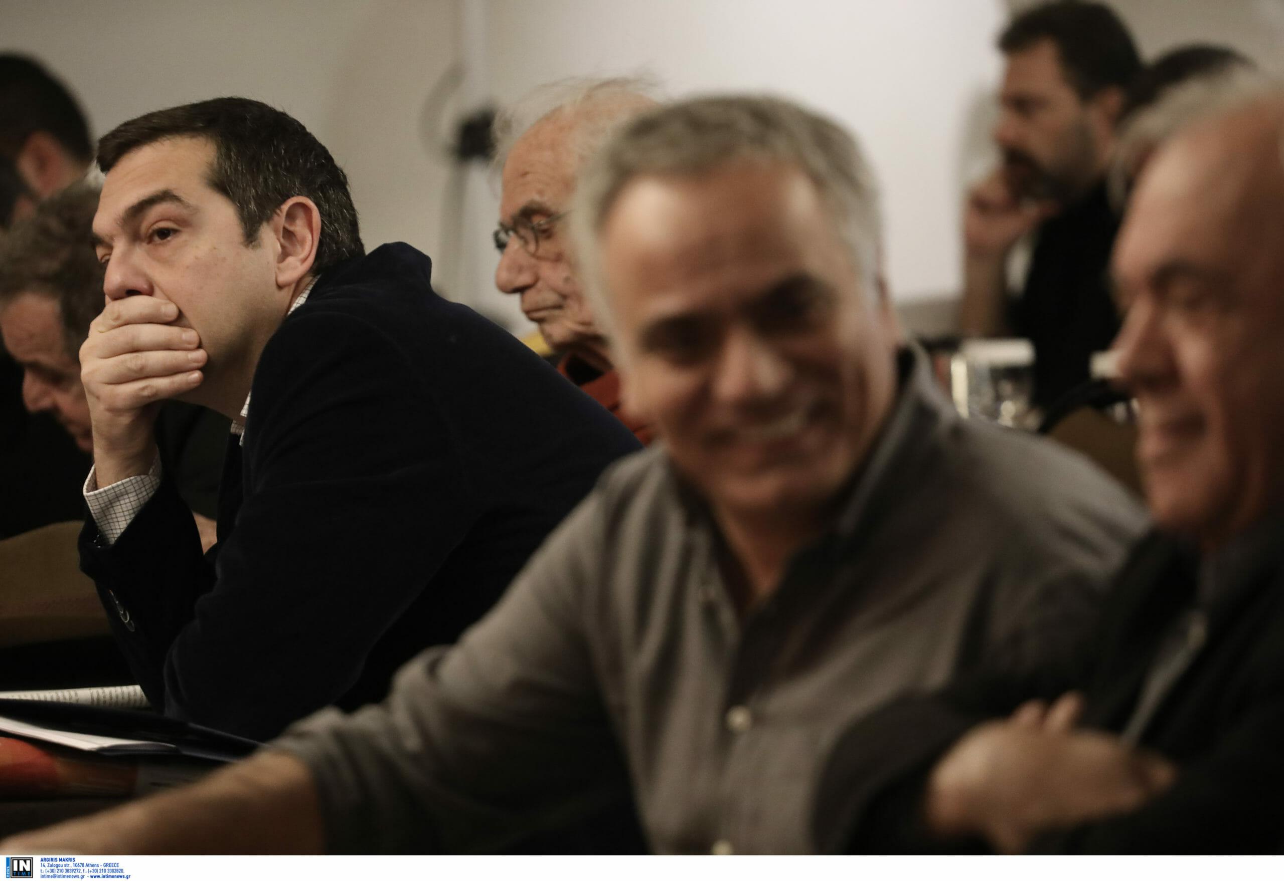 ΚΕ ΣΥΡΙΖΑ: Ο Σκουρλέτης σήκωσε το γάντι από τον Τσίπρα και έδωσε απαντήσεις