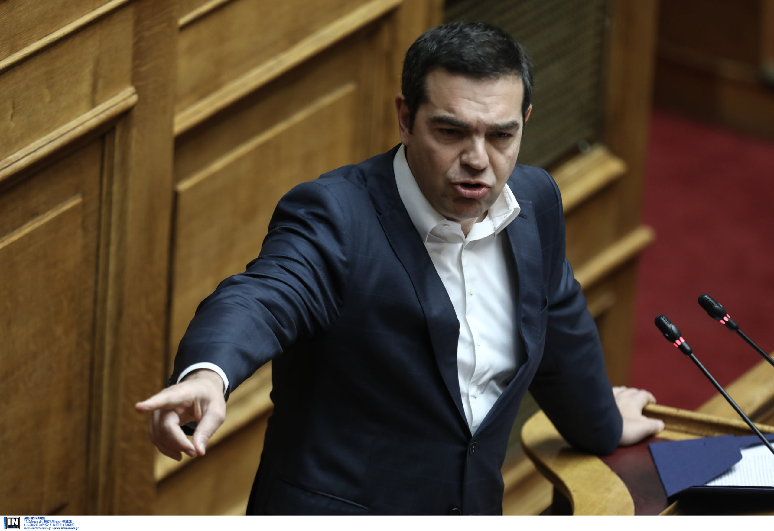 Ομπρέλα προστασίας ΣΥΡΙΖΑ στους προστατευόμενους μάρτυρες της Novartis