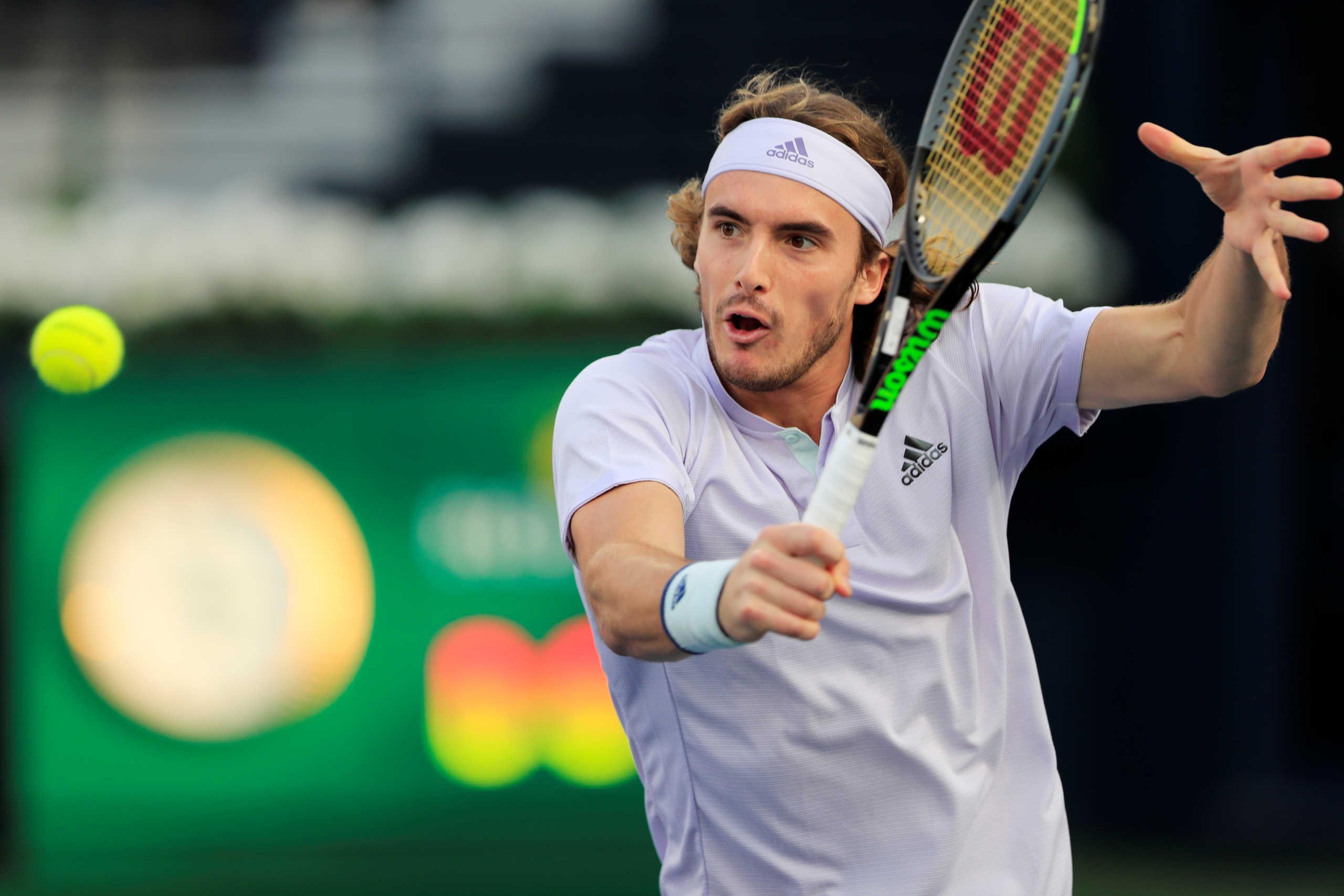 «Τσιτσιπάς, ο επαναστάτης πρίγκιπας του παγκόσμιου τένις»