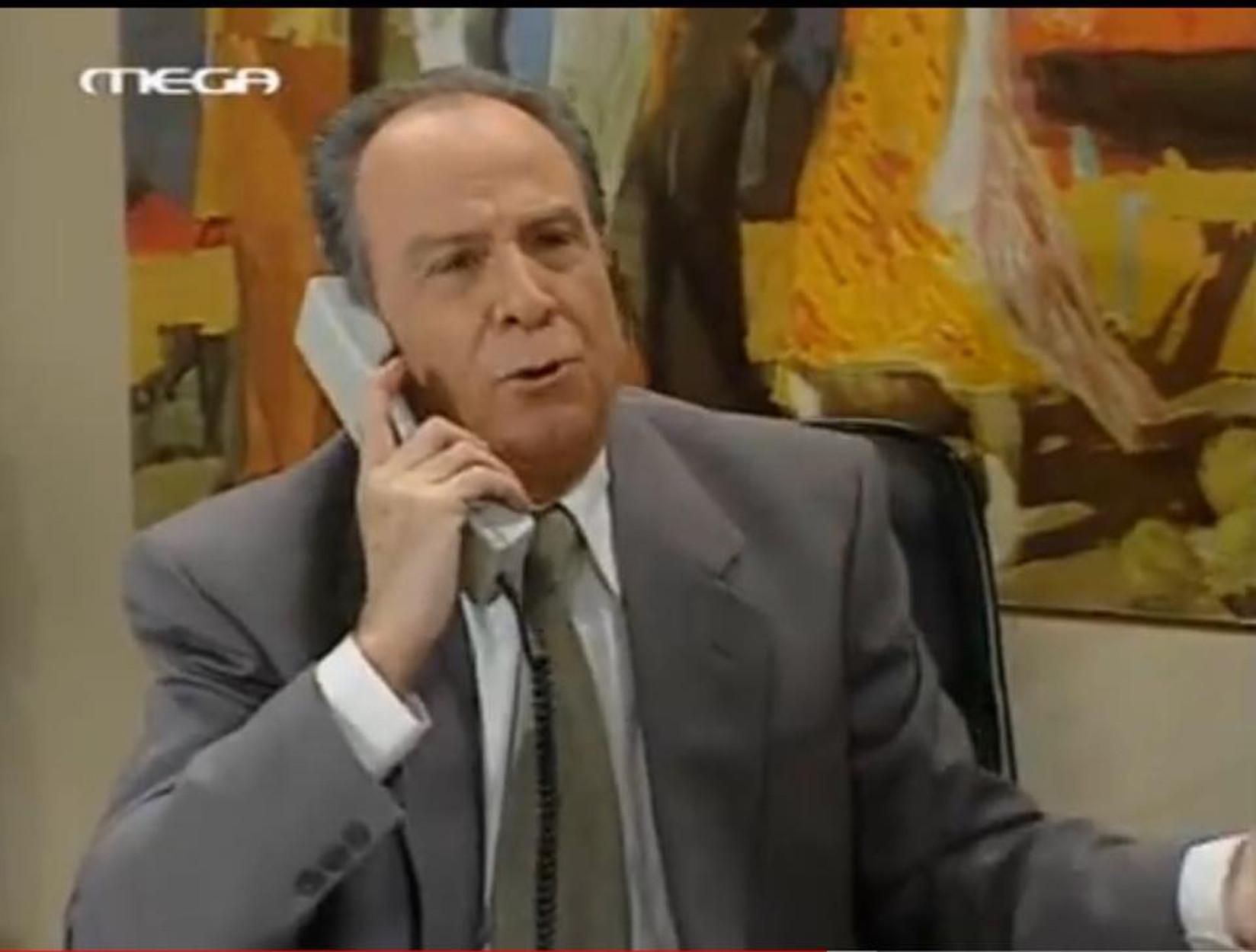 Πέθανε ο γνωστός ηθοποιός Δημήτρης Τσούτσης!