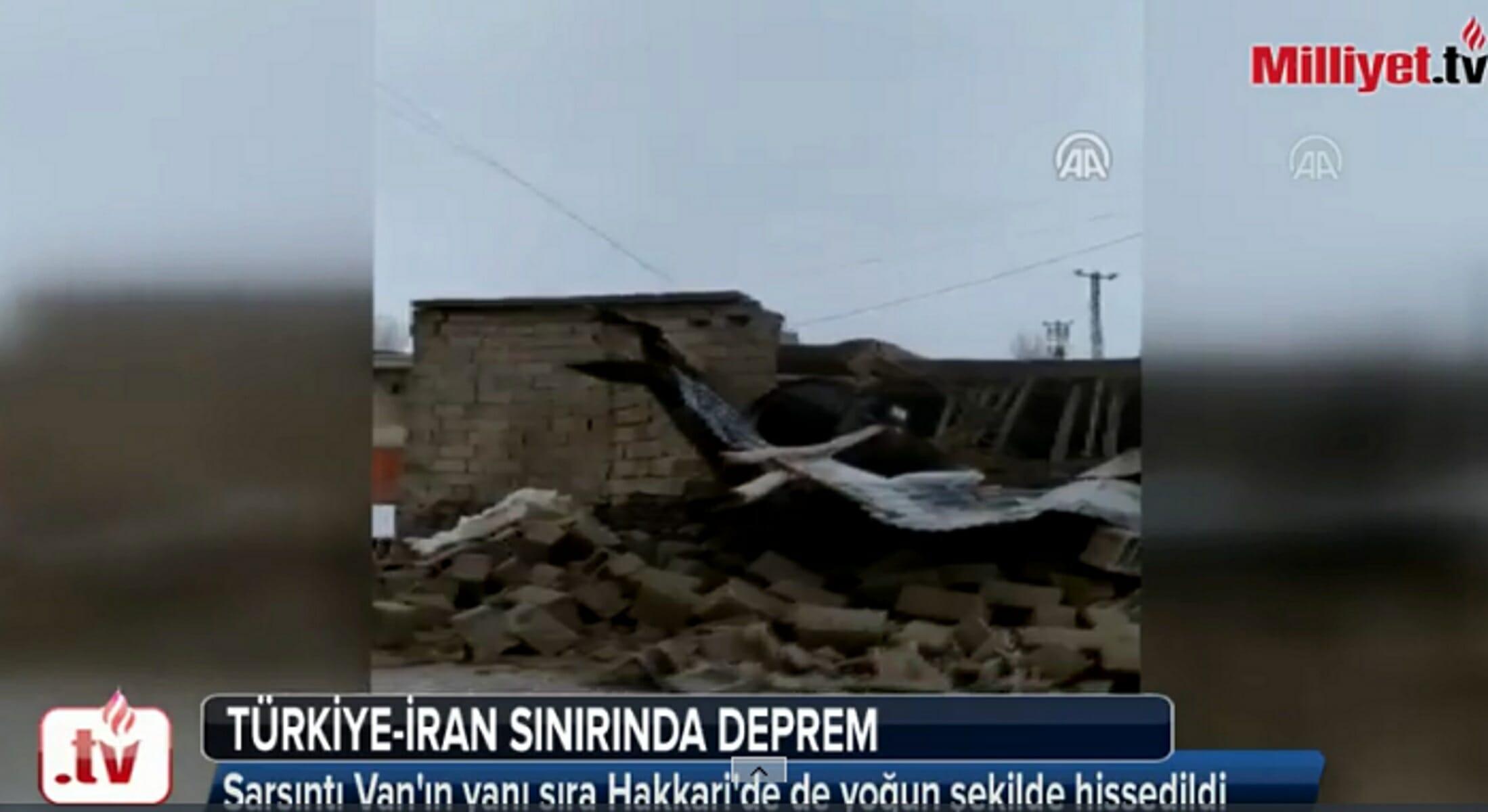 Σεισμός στην Τουρκία: Αυξάνονται συνεχώς οι νεκροί - Συγκλονιστικές εικόνες