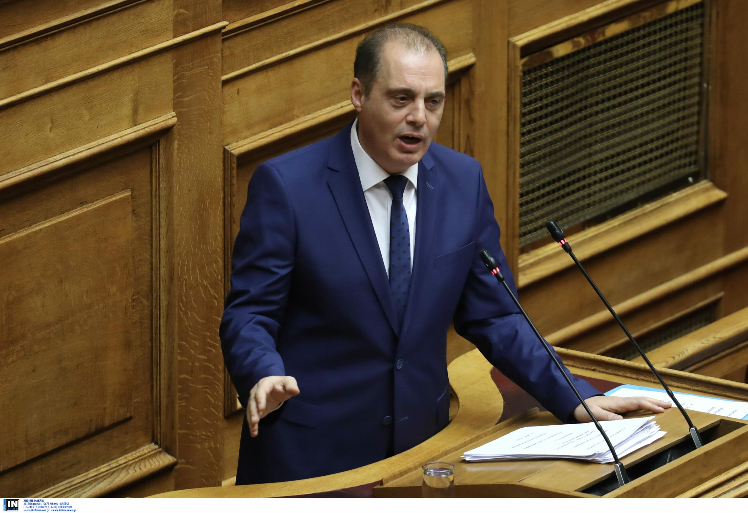 Βελόπουλος: Δεν μπορείτε να κυνηγάτε τους ξένους επενδυτές με το ντουφέκι