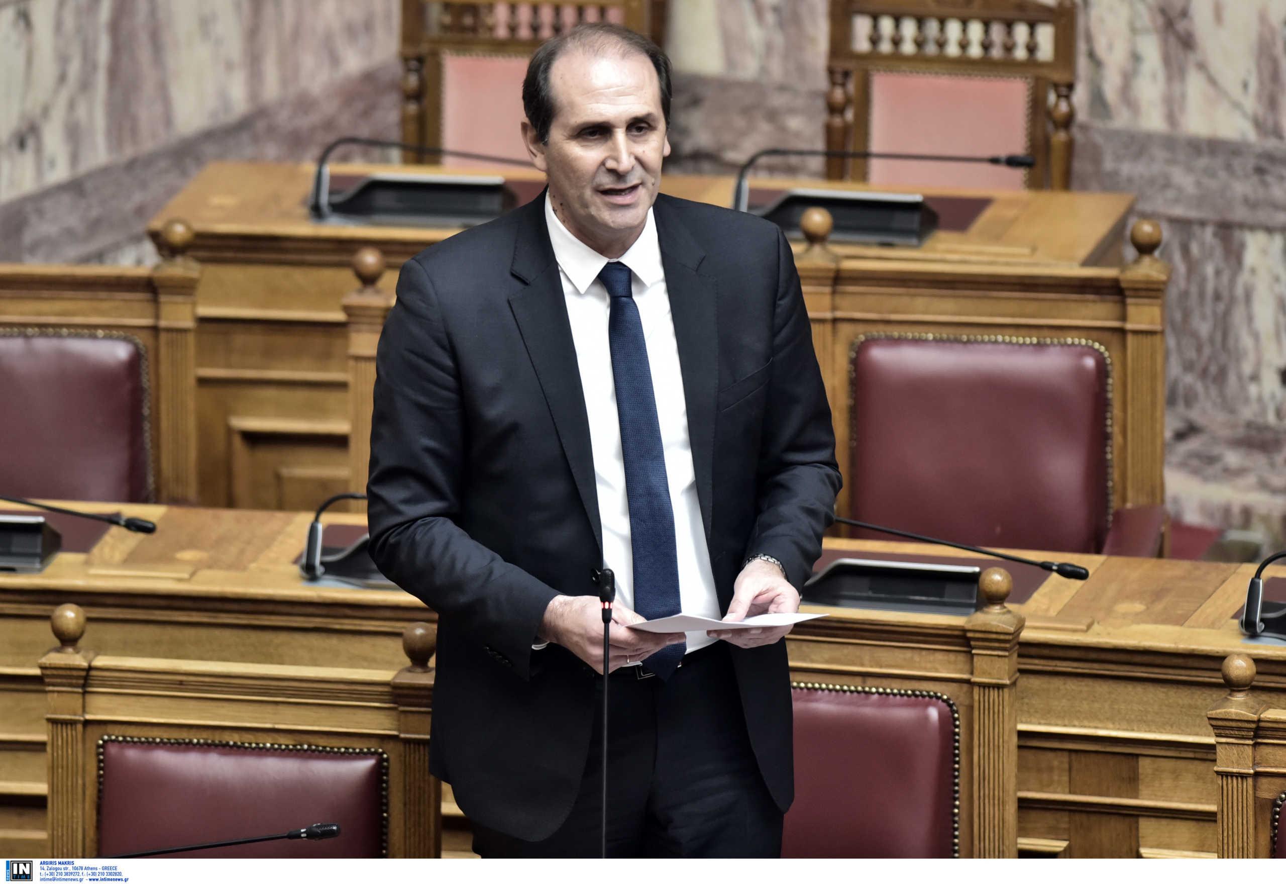 Βεσυρόπουλος: Τέλος τα τεκμήρια - Ρύθμιση για τους ελεύθερους επαγγελματίες