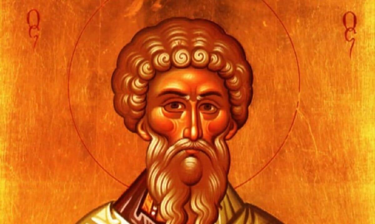 Ποιος ήταν ο Άγιος Βλάσιος που γιορτάζει σήμερα;