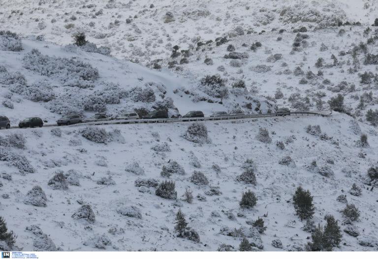 Καιρός – Κρήτη: Θυελλώδεις άνεμοι και πυκνό χιόνι – Το έκτακτο δελτίο επιδείνωσης για τις επόμενες ώρες