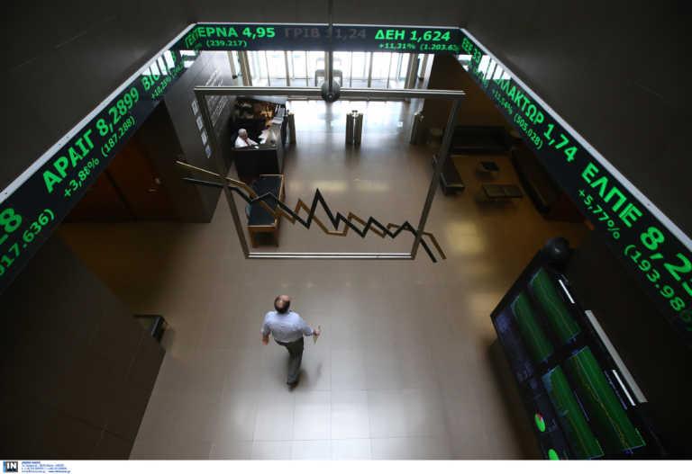 Με ήπια άνοδο έκλεισε το Χρηματιστήριο Αθηνών