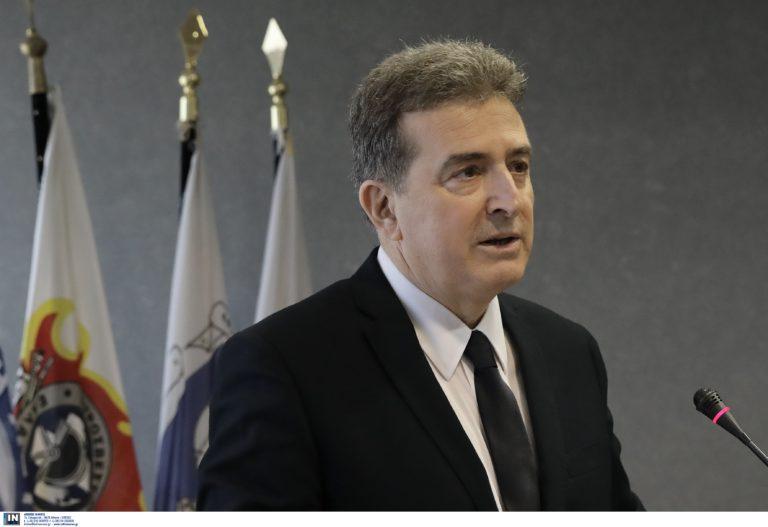 Χρυσοχοΐδης σε δήμαρχο Αγίας Βαρβάρας: Να τηρήσουν όλοι τα μέτρα, ώστε του χρόνου να γιορτάσουμε όλοι μαζί