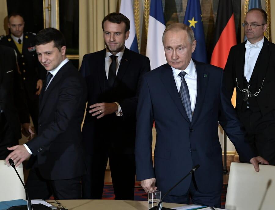 Ρωσία - Ουκρανία