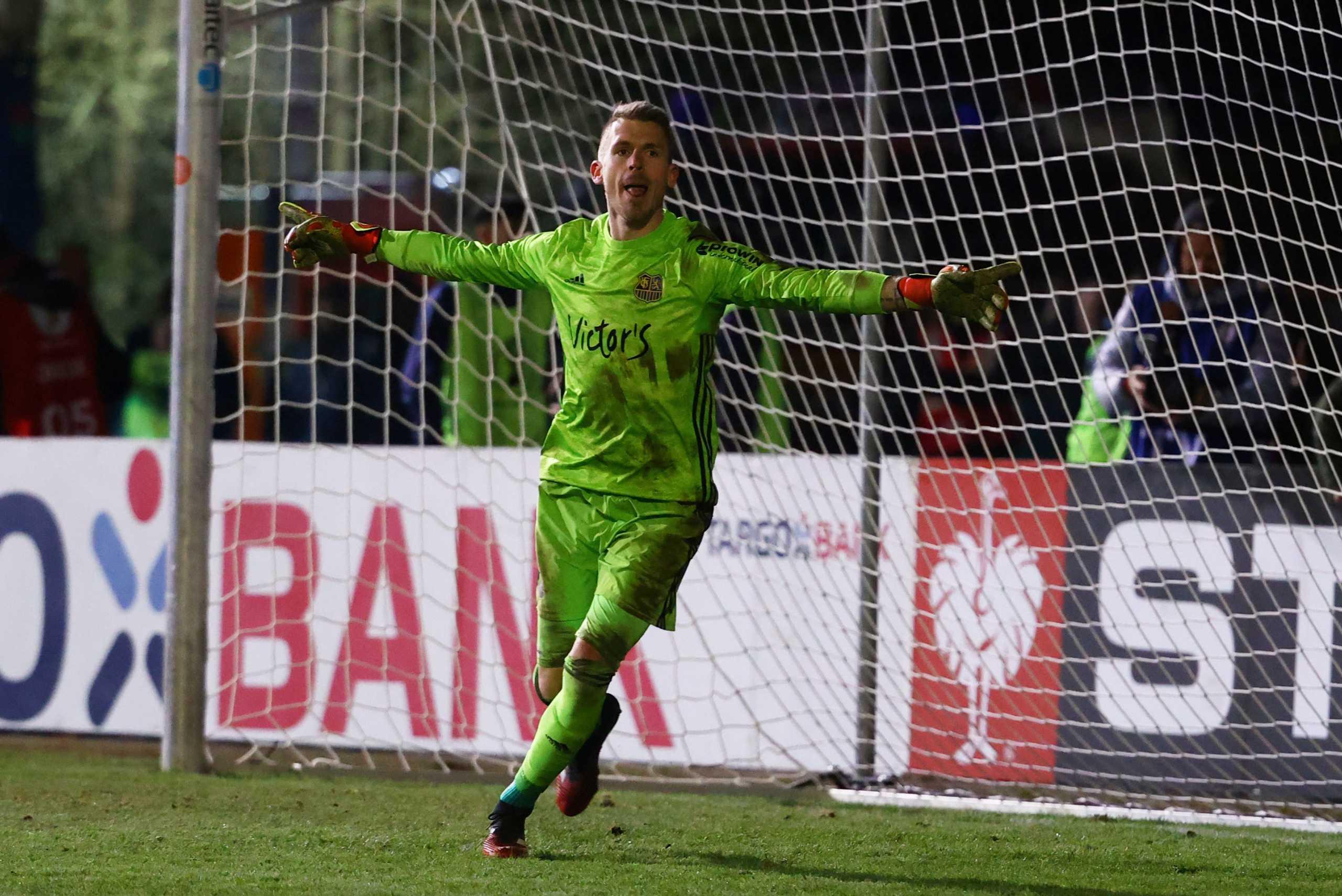 Απίστευτο! Τερματοφύλακας ομάδας της 4ης κατηγορίας έπιασε 5 πέναλτι στο Κύπελλο Γερμανίας