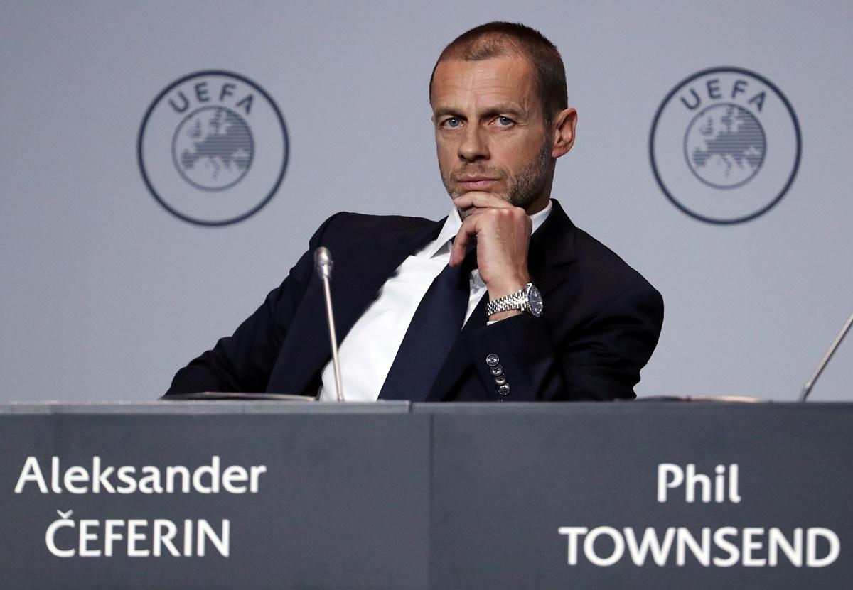 Οι επιλογές της UEFA για την επανέναρξη της ποδοσφαιρικής δράσης