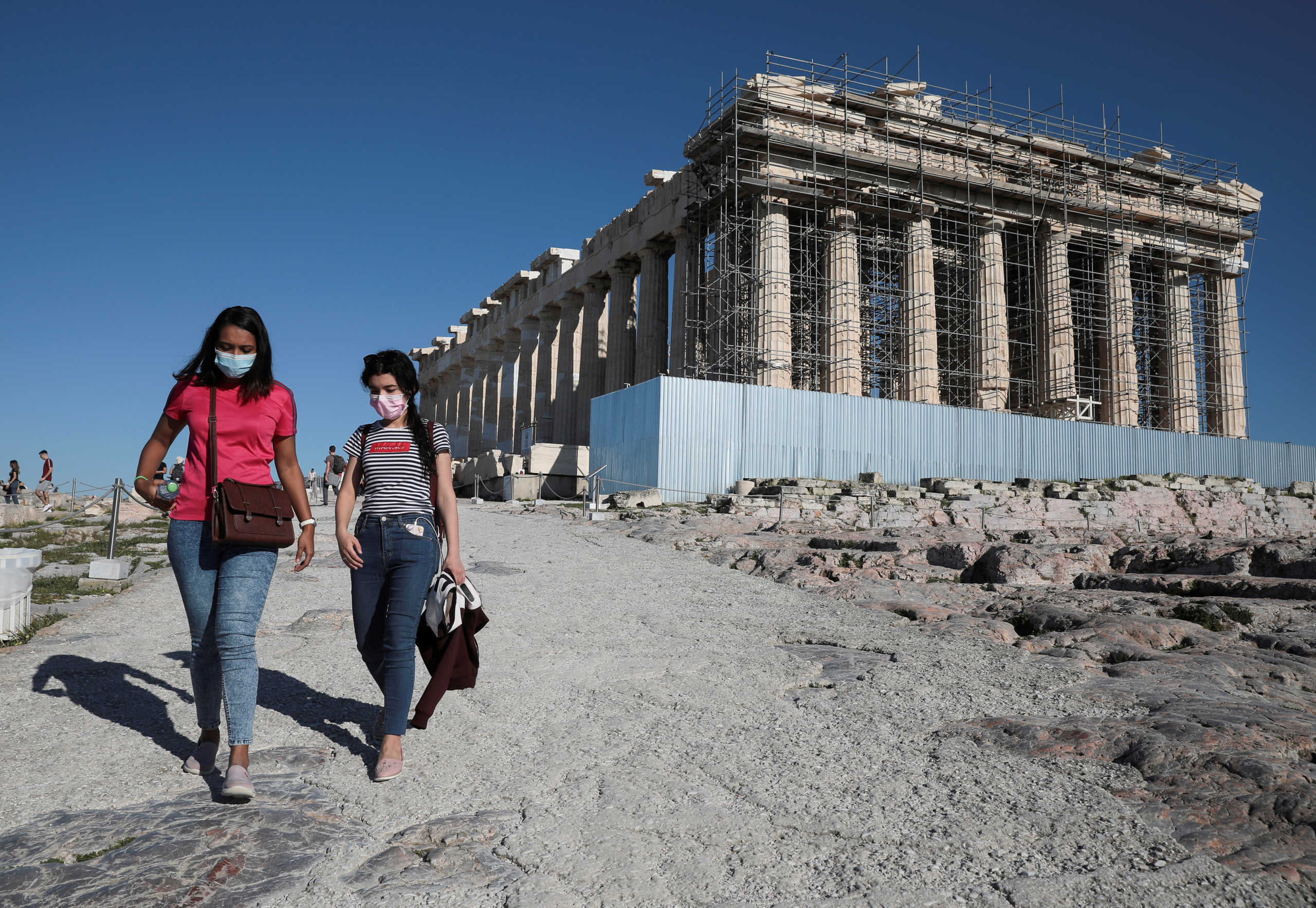 Κορονοϊός - Αθήνα